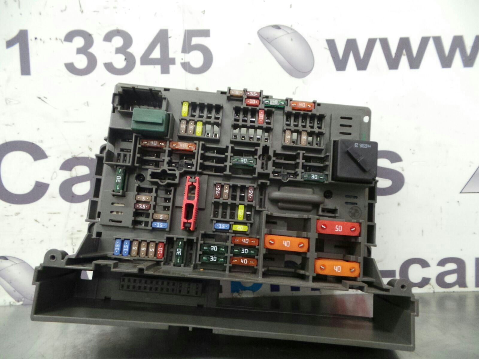 Fuse Box In Bmw 1 Series