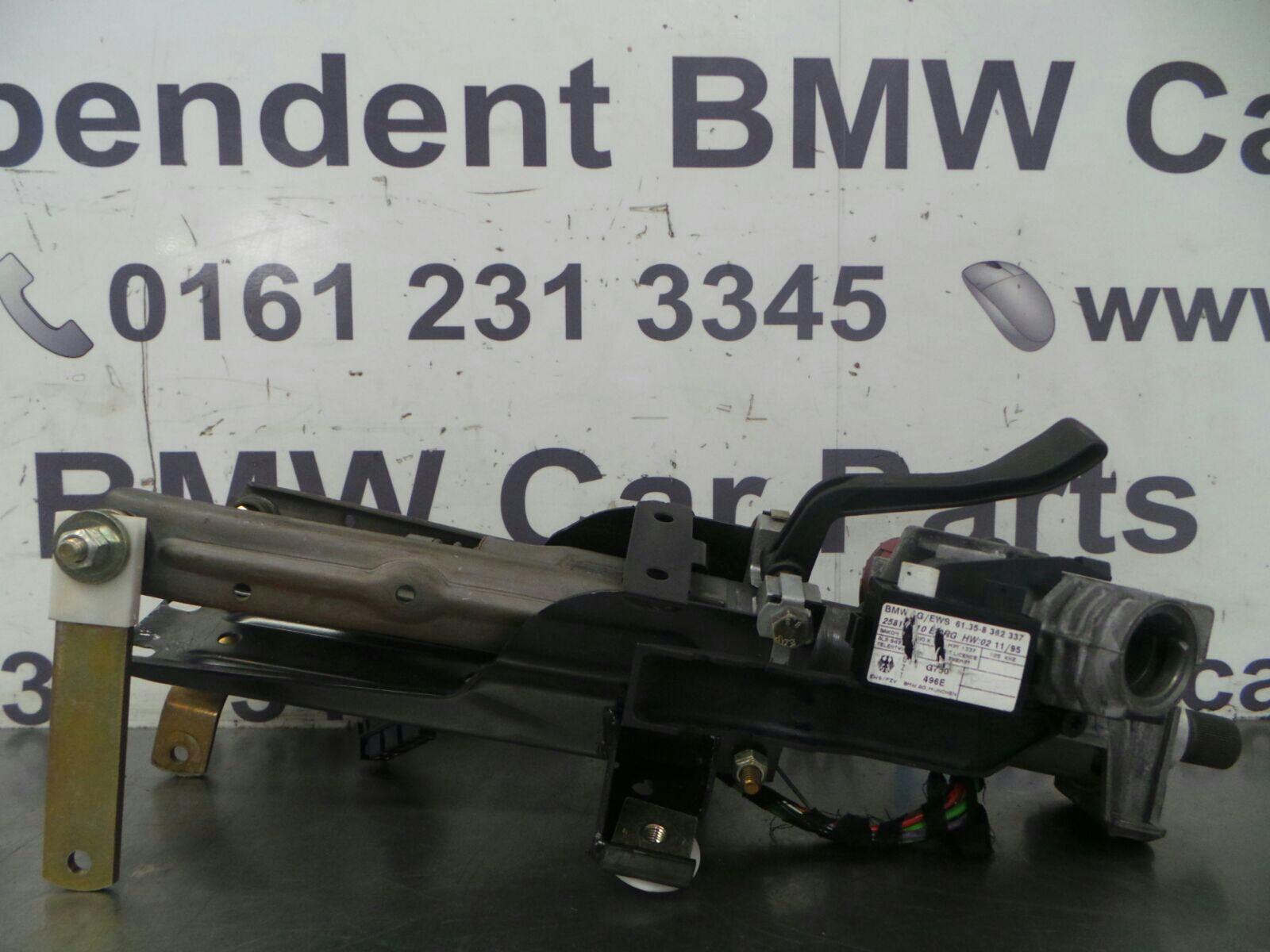 BMW E31 8 SERIES Steering Column 1157969/1093571