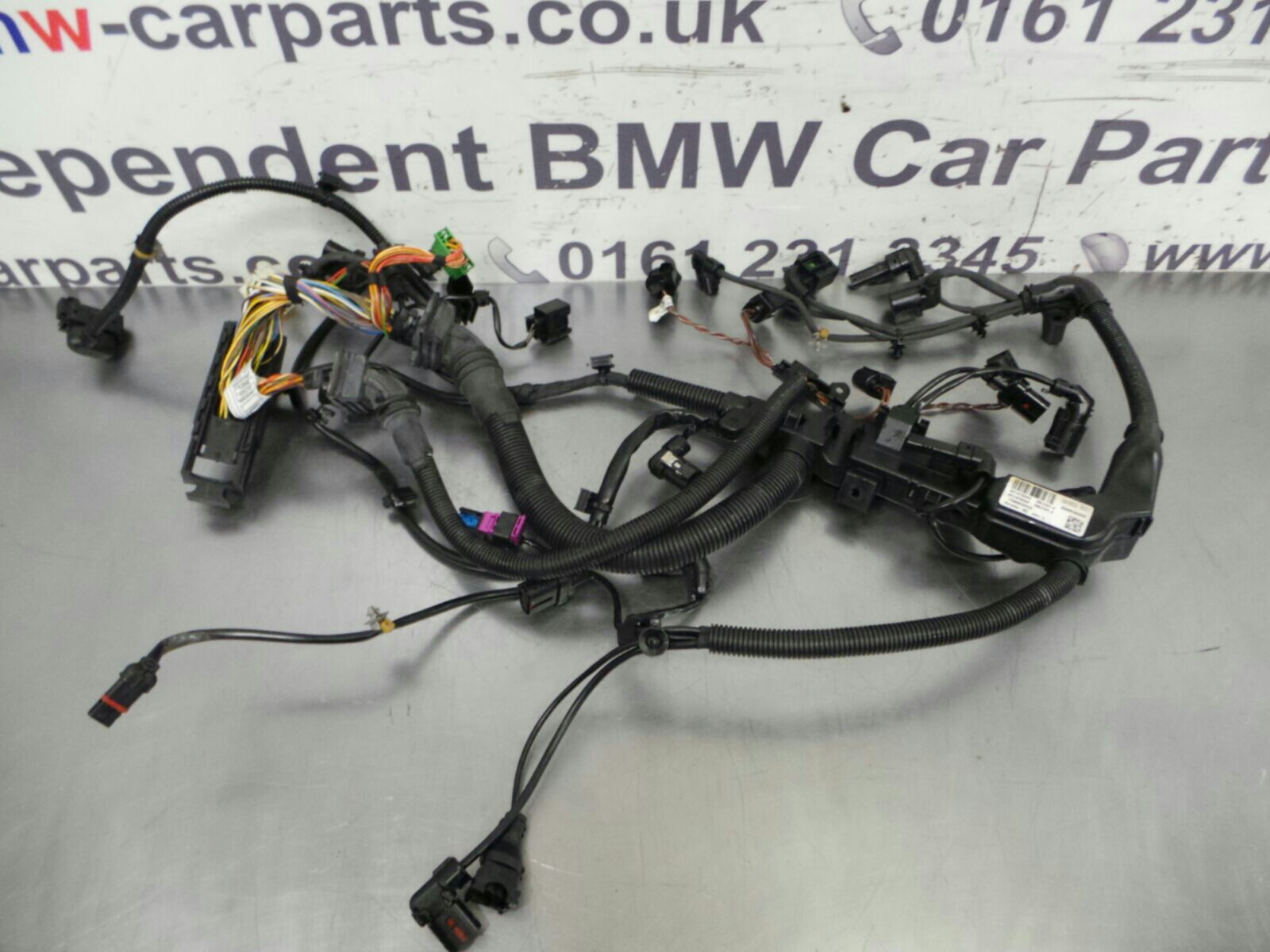 Bmw 1 Series Wiring Harness - Diagram Schematics F Wire Harness on