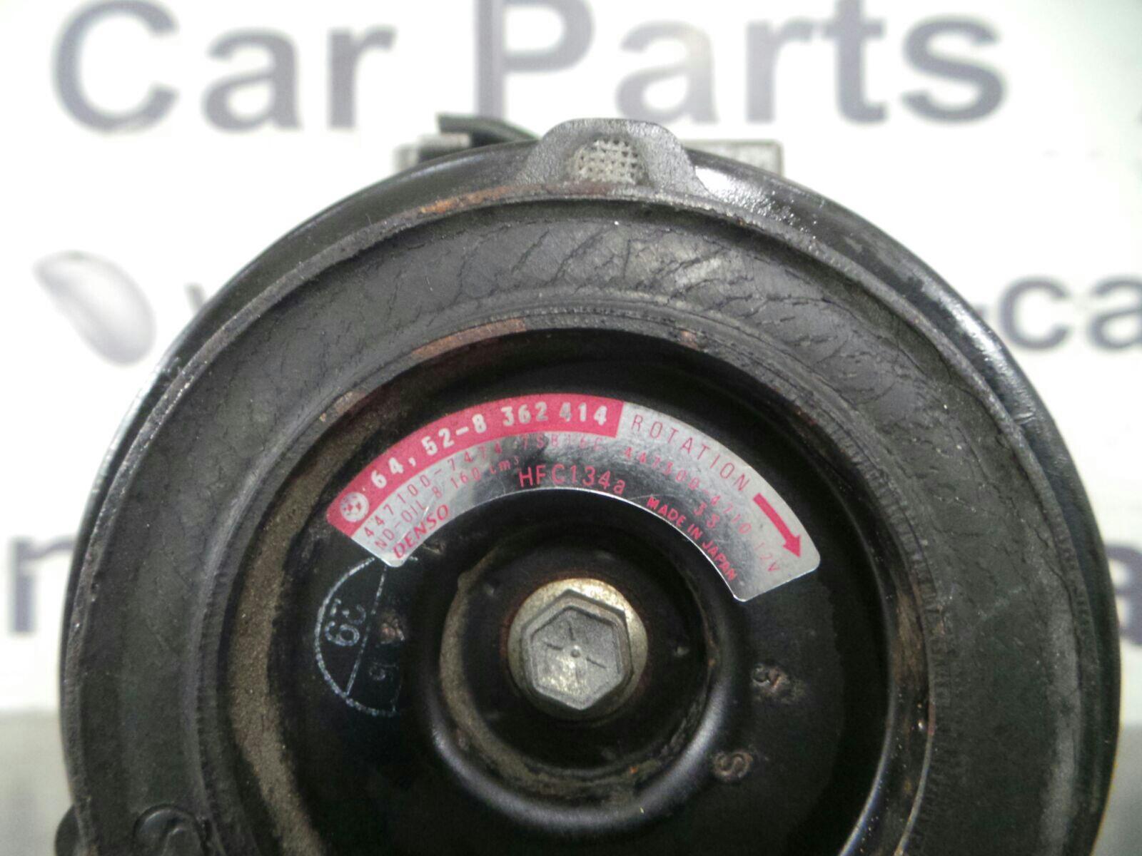 Bmw E39 5 Series Air Con Compressor 64526914370 Breaking For Used Kompresor Seri 3 E46 Denso