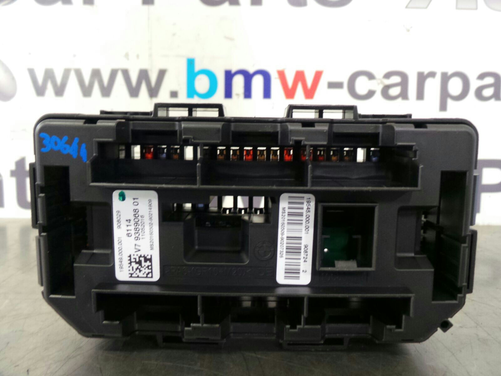 Bmw 1 Series F20 Fuse Box 9224866 9389068 Breaking For Used And