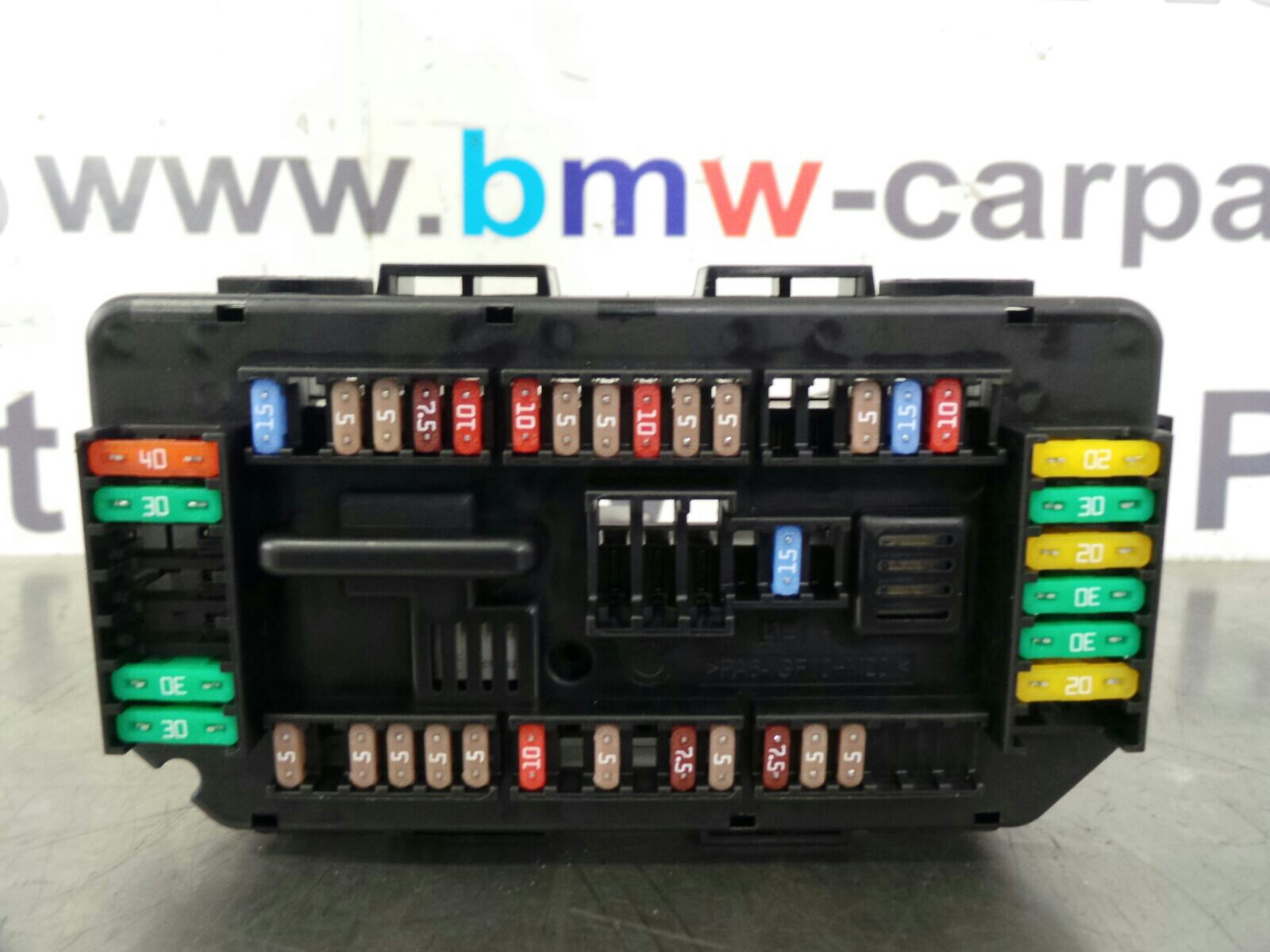 Ford Fiesta 51 Plate Fuse Box : Amazing bmw f fuse box location ideas best image wire