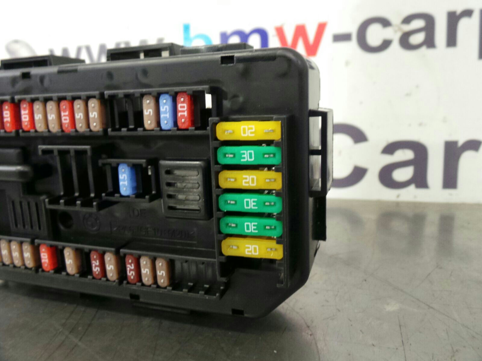 F20 Fuse Box Wire Data Schema 28kb Function Christmas Lamp Electronic Circuits And Diagram Bmw 1 Series 9224866 9389068 Breaking For Used Rh Carparts Co Uk
