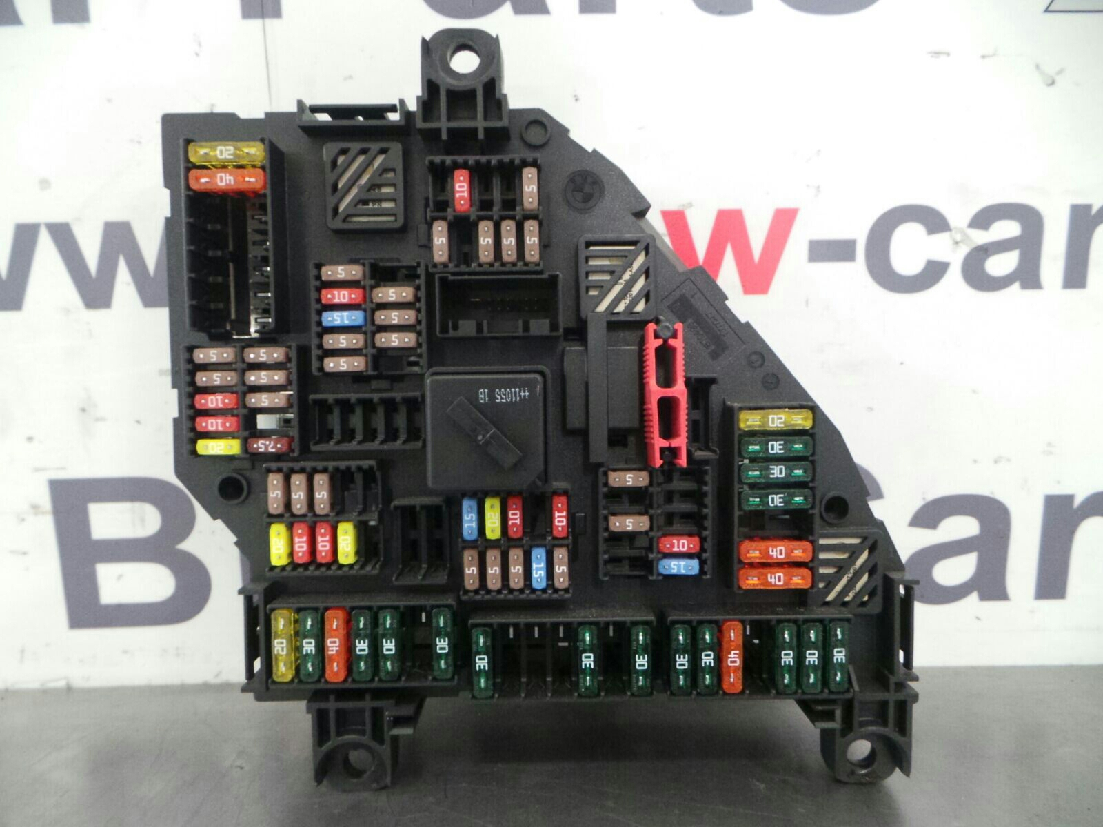 Bmw 5 Series Fuse Box Detailed Schematics Diagram 7 F10 61149234423 Breaking For Used And Spare Chevrolet Cruze