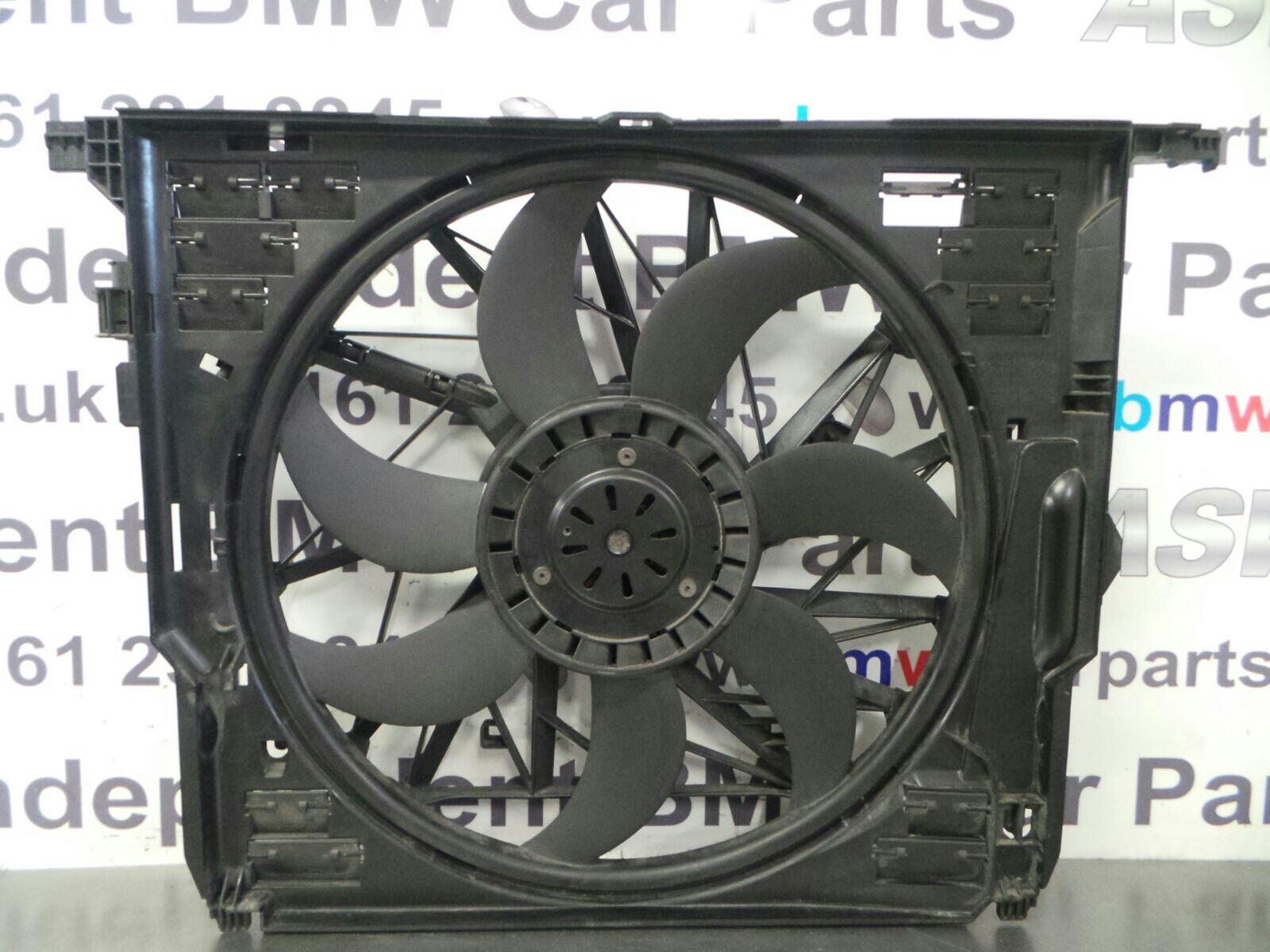 bmw f10 f11 5 series diesel pusher fan 17428509740. Black Bedroom Furniture Sets. Home Design Ideas