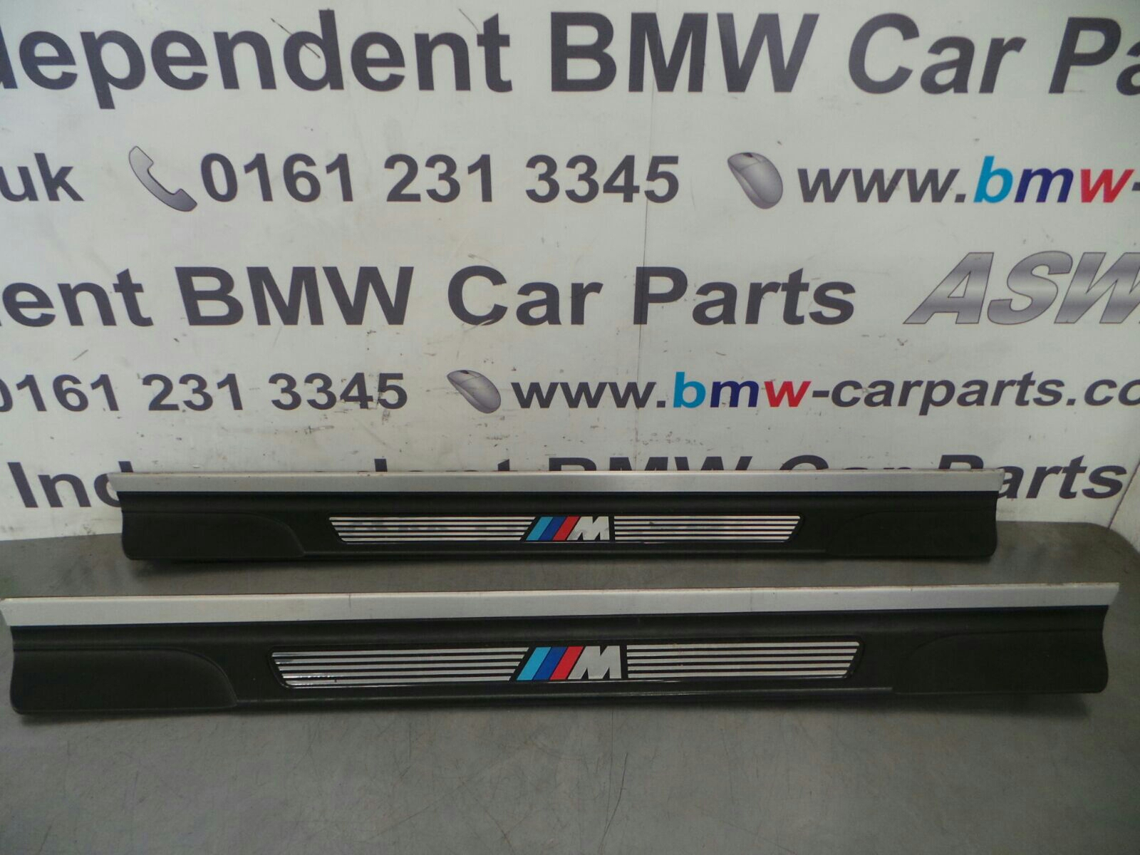 BMW E46 3 SERIES Kick Trims