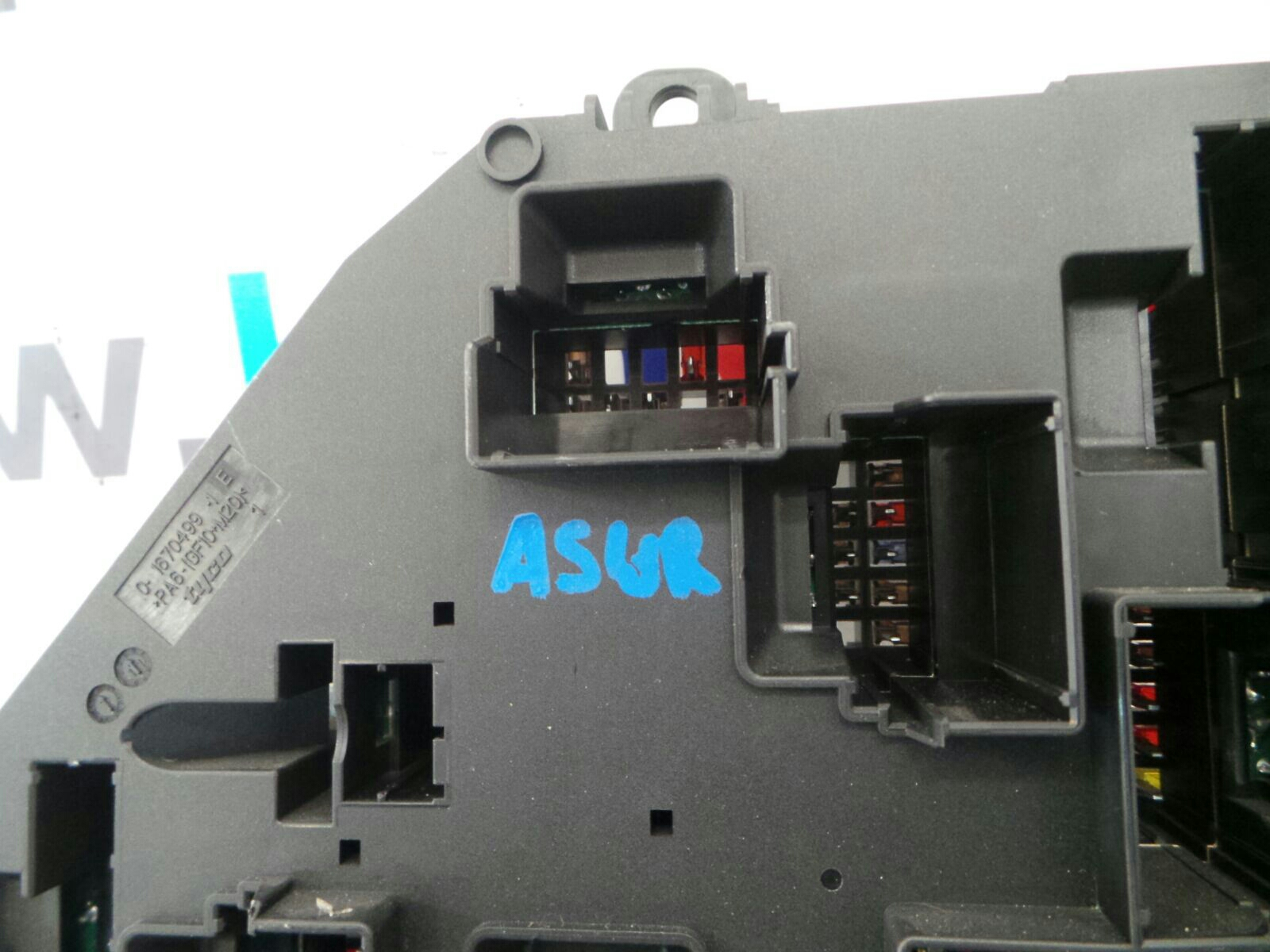 BMW 5 SERIES F10 Fuse Box 61149234423