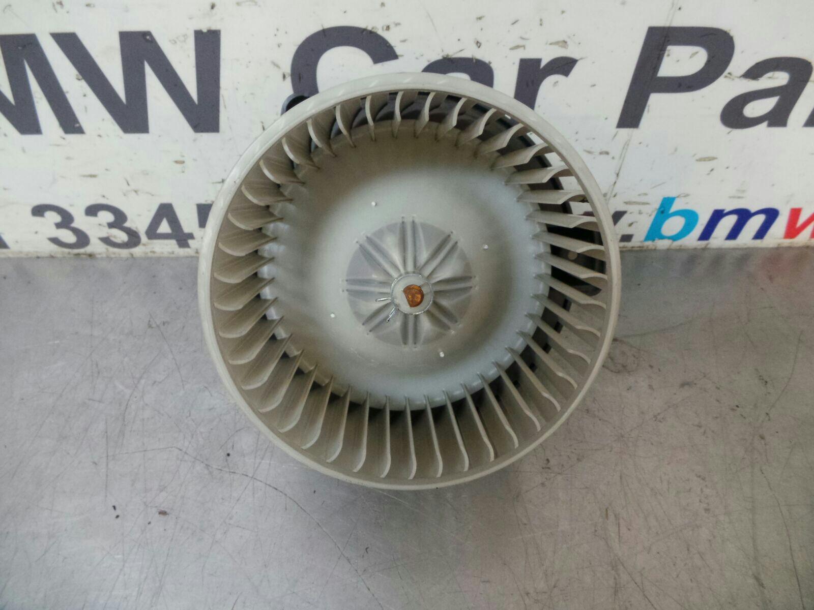 BMW E85 Z SERIES Heater Blower Motor 64116927599