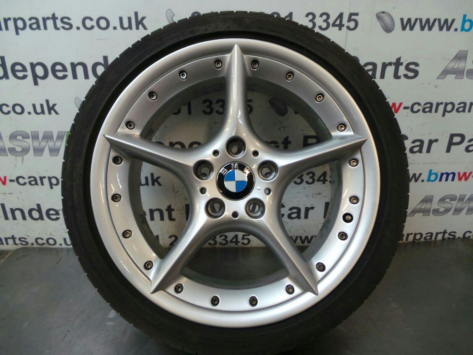 Bmw E85 Z4 18 Inch Alloy Wheel 36116758195 Breaking For