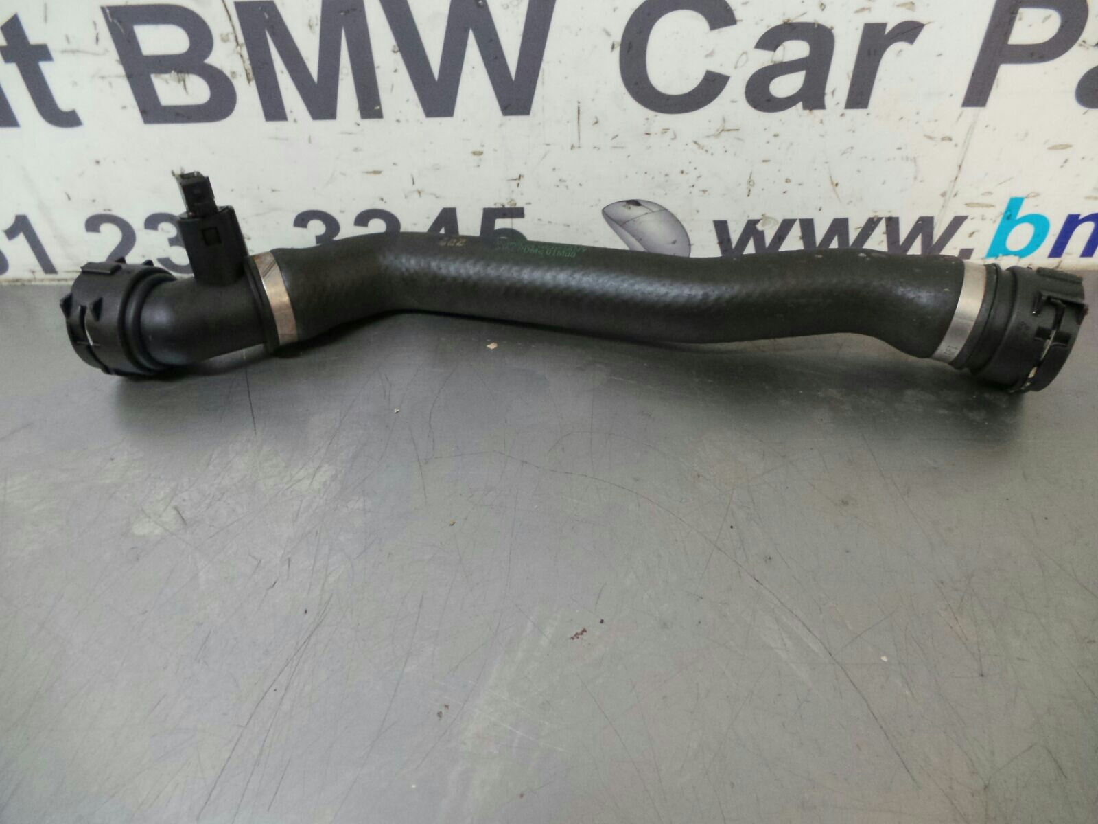 BMW E85 Z SERIES Bottom Hose 17127546663