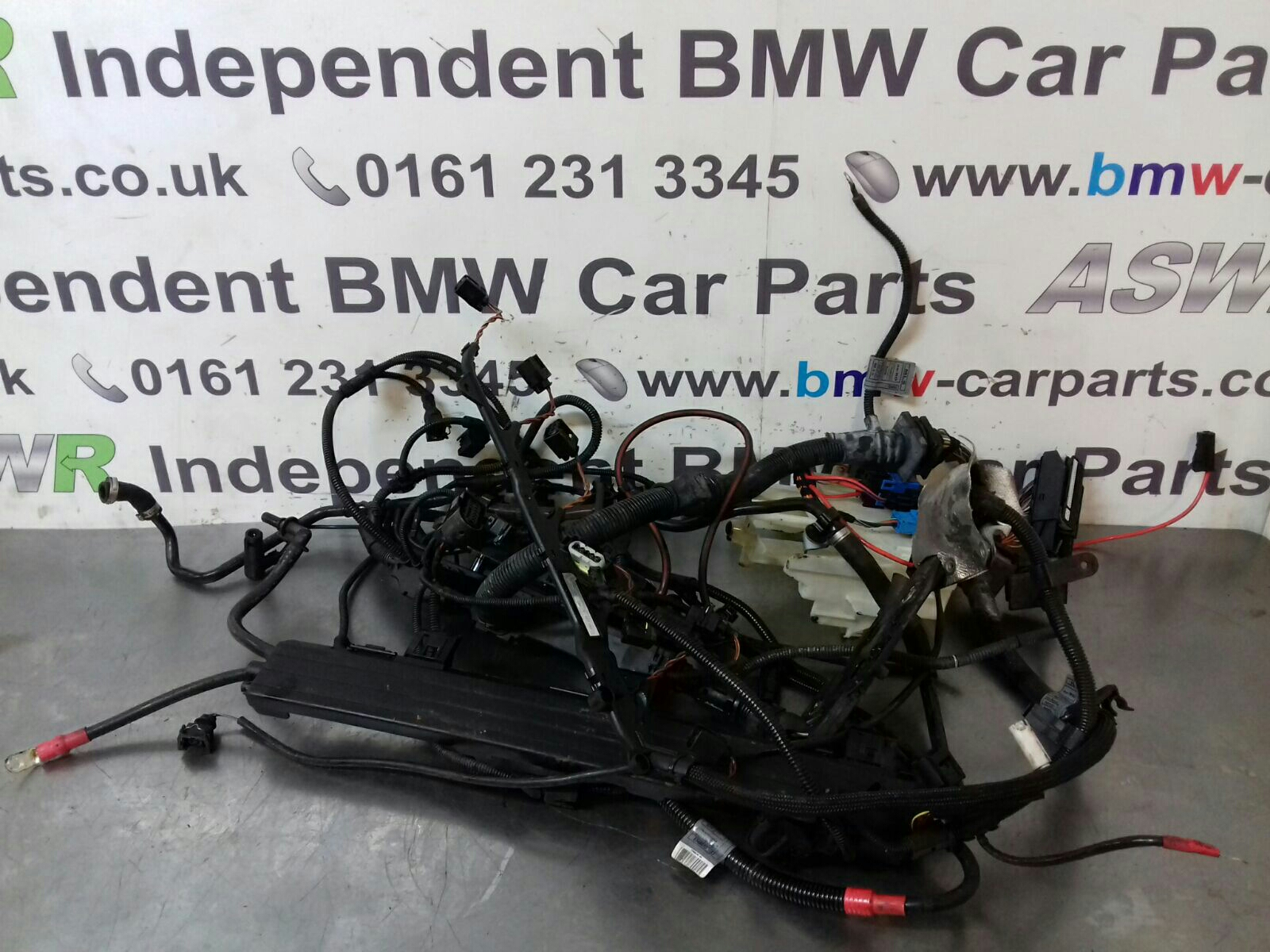 BMW E90 3 SERIES MANUAL Engine Wiring Loom 12517802567 breaking for Bmw N Engine Wiring Harness on bmw e28 engine swap, 1983 bmw 320i engine, bmw 535i engine, bmw m52 engine, bmw m40 engine, 98 bmw 528i engine, bmw s38 engine, bmw n42 engine, bmw m42 engine, bmw m50 engine, bmw m44 engine, bmw m57 engine, bmw m43 engine,