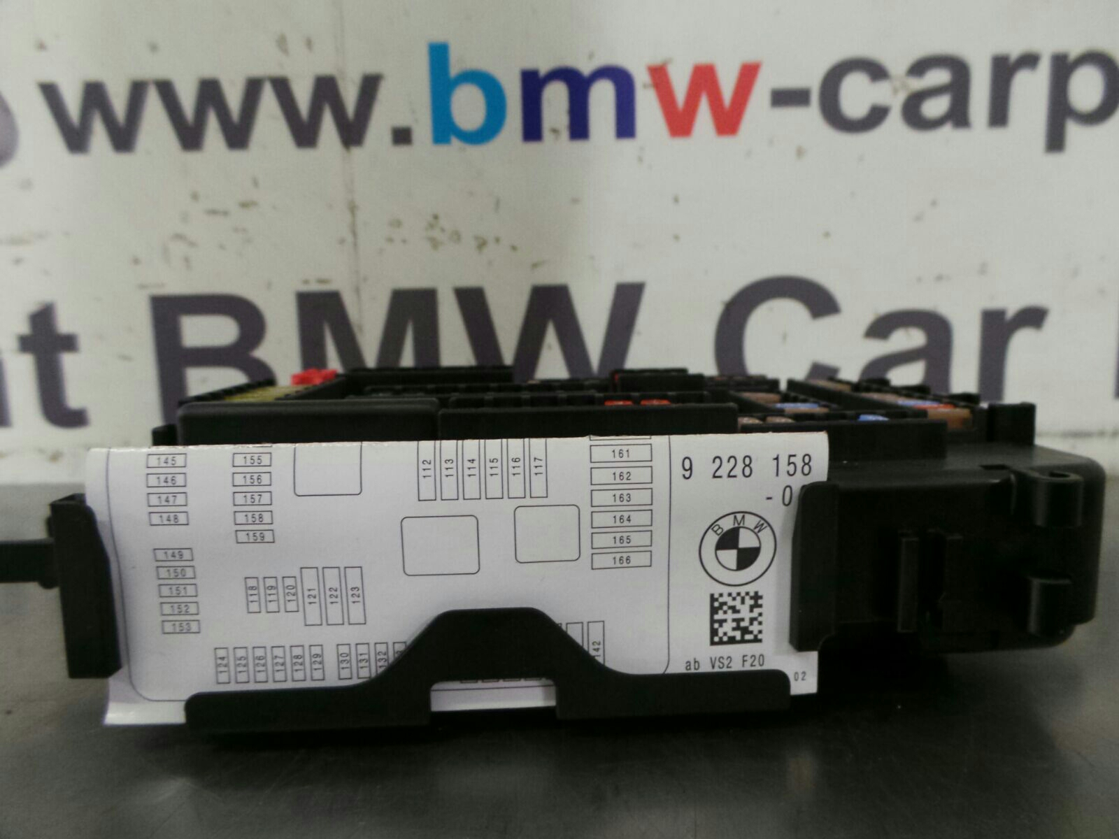 BMW F20 1 SERIES Fuse Box 9259466/9261111