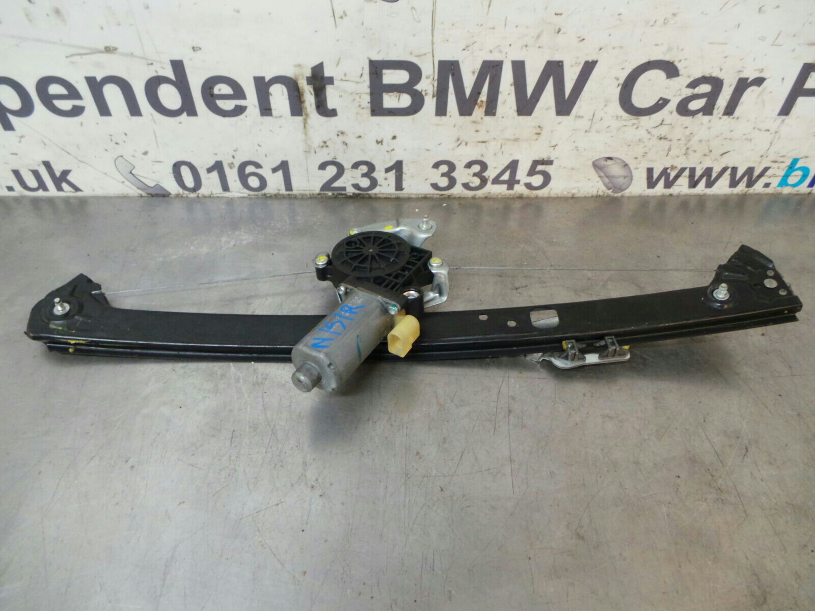BMW E53 X5 N/S/R Window Lifter/Mechanism 51357125059