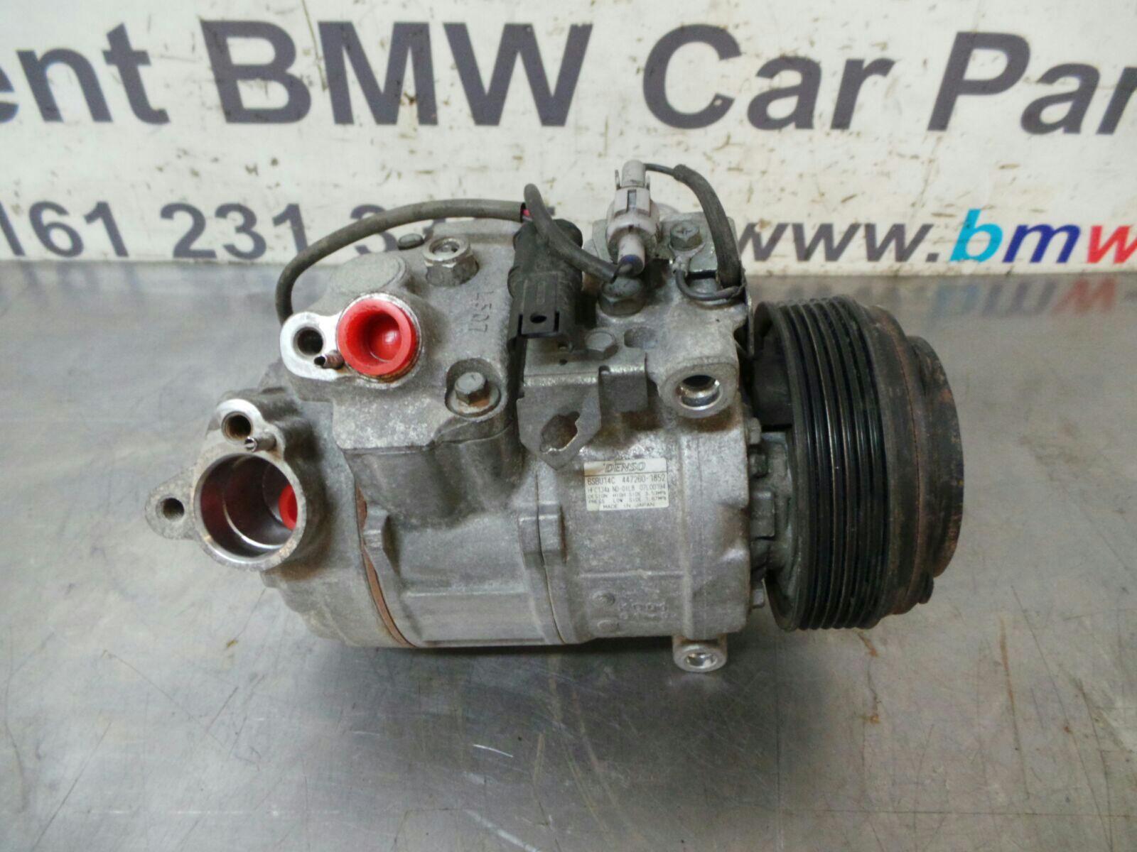 Bmw E87 E90 1 3 Series N47 Air Con A C Compressor 64526987862 Kompresor Seri E46 Denso
