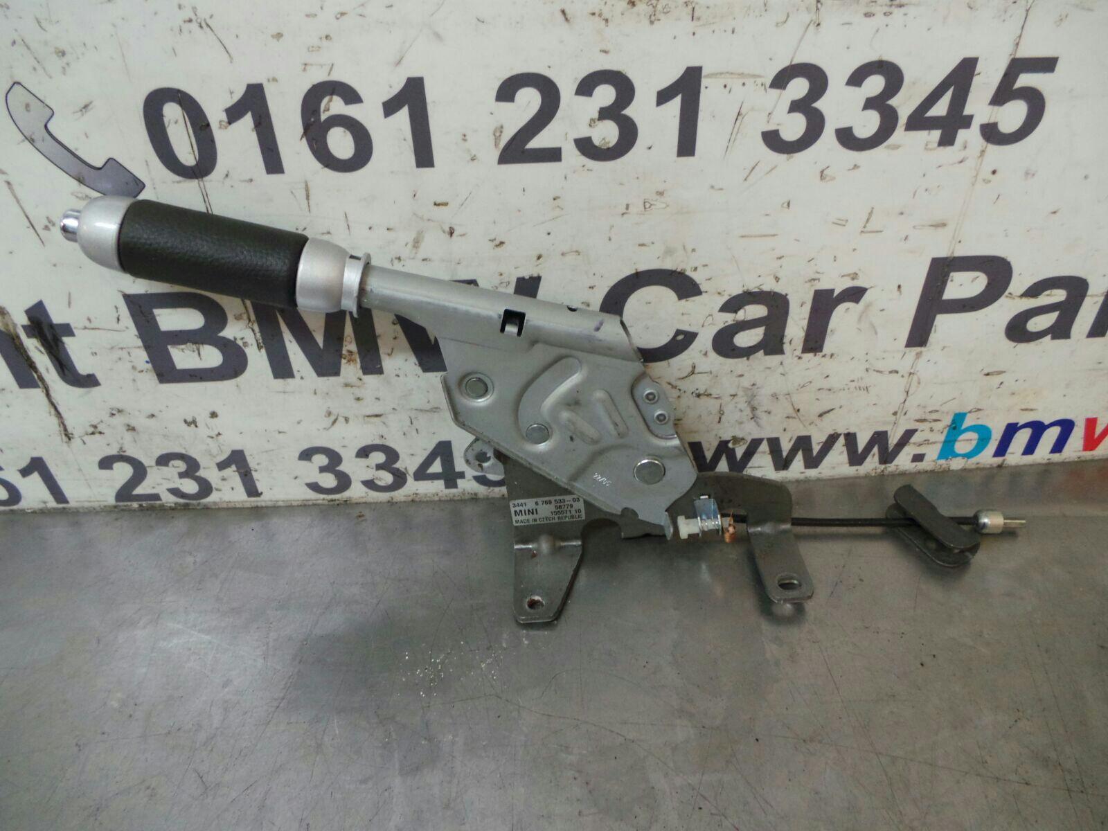 MINI R50 R53 Hand Brake Lever 34406774814