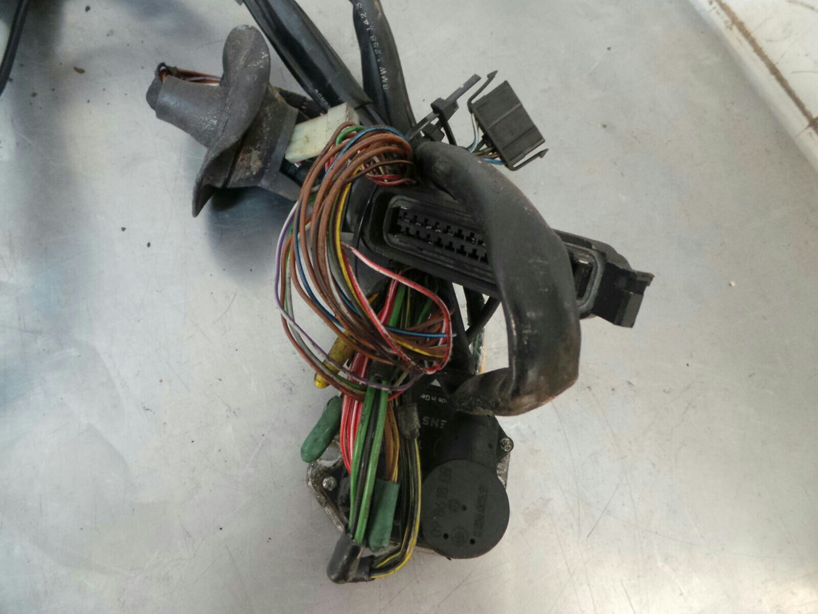 Bmw E30 320i Wiring Loom - WIRE Center •
