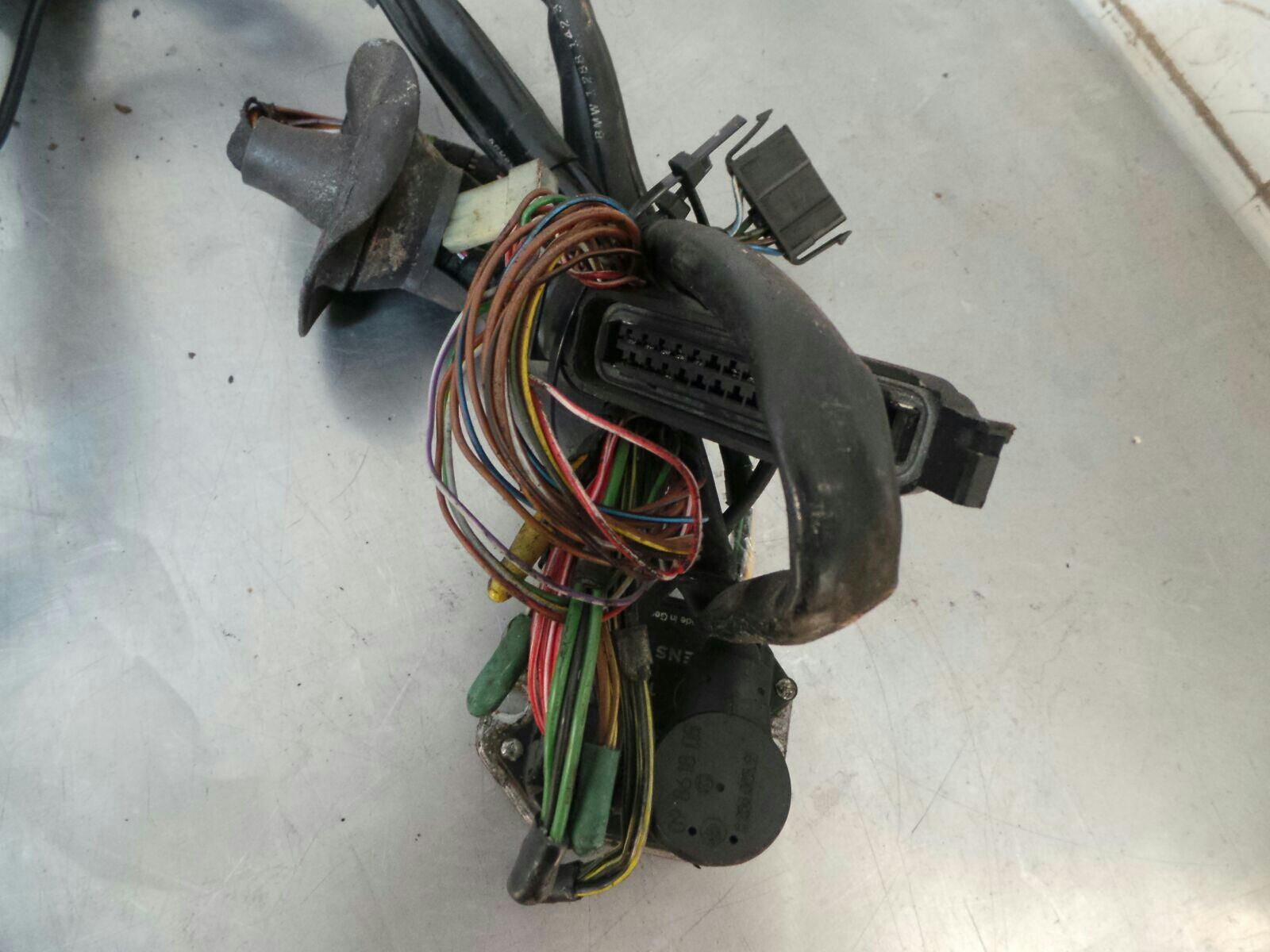 Bmw E30 325i Wiring Loom Data Ecu Diagram Electrical House U2022 Rh Universalservices Co Engine Harness Radio