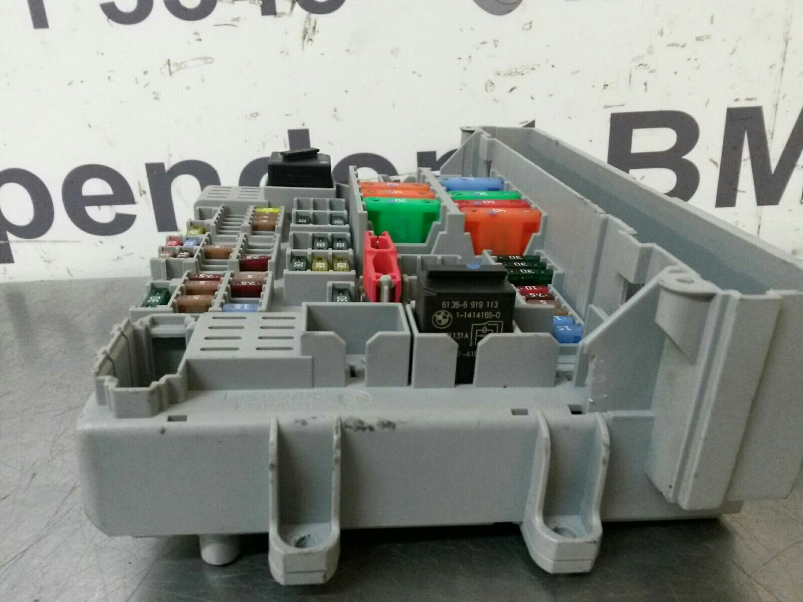 Bmw E90 3 Series Fuse Box 6978270 6906607 Breaking For Used And BMW E88 Fuse  Box Bmw E90 Fuse Box Spares