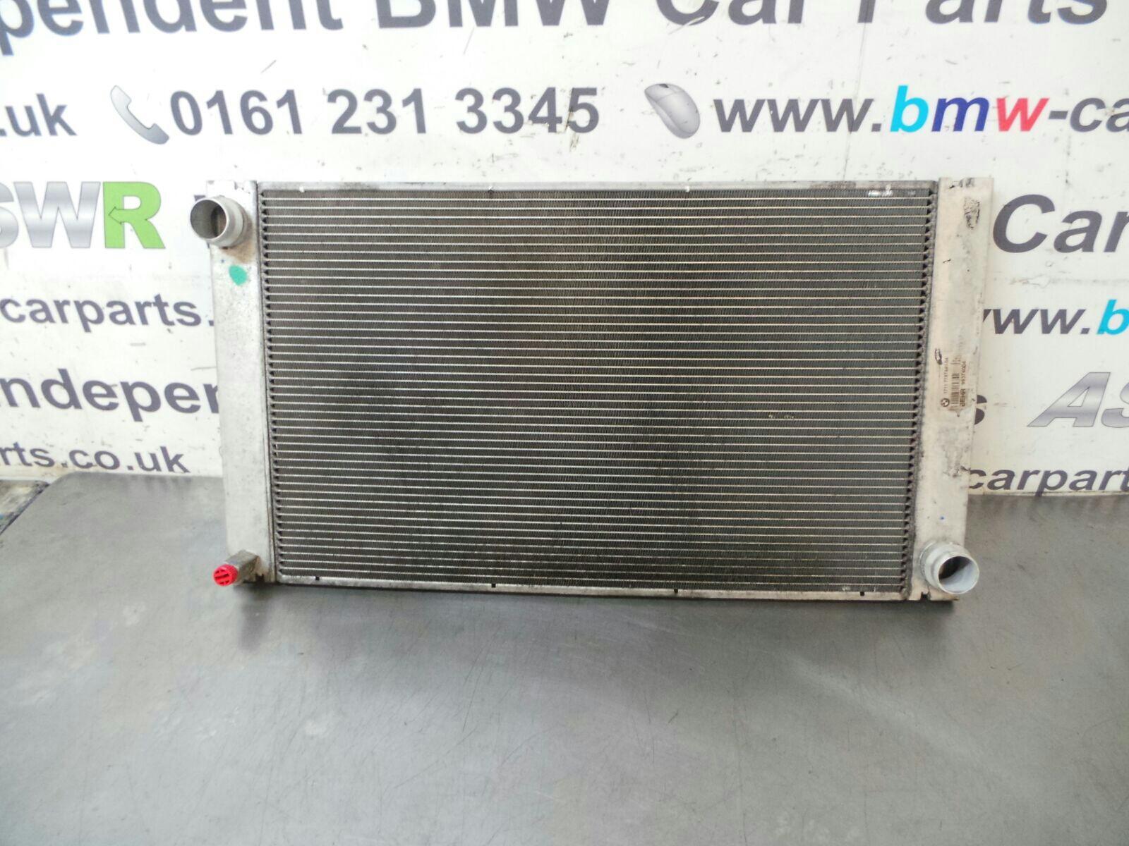 BMW E60 E61 5 SERIES Radiator 17117787440