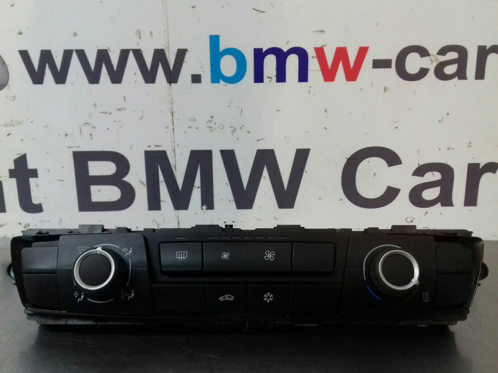 BMW F20 1 Series Air Conditioning Control Unit 64119287334