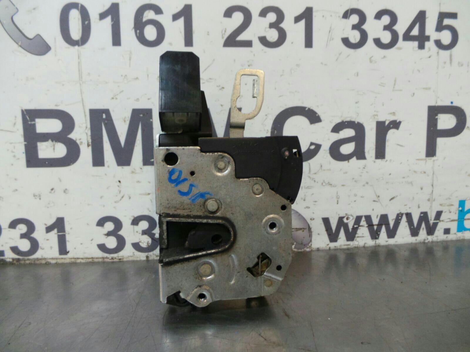BMW E36 3 Series O/S/F Door Catch Mechanism 51211977114