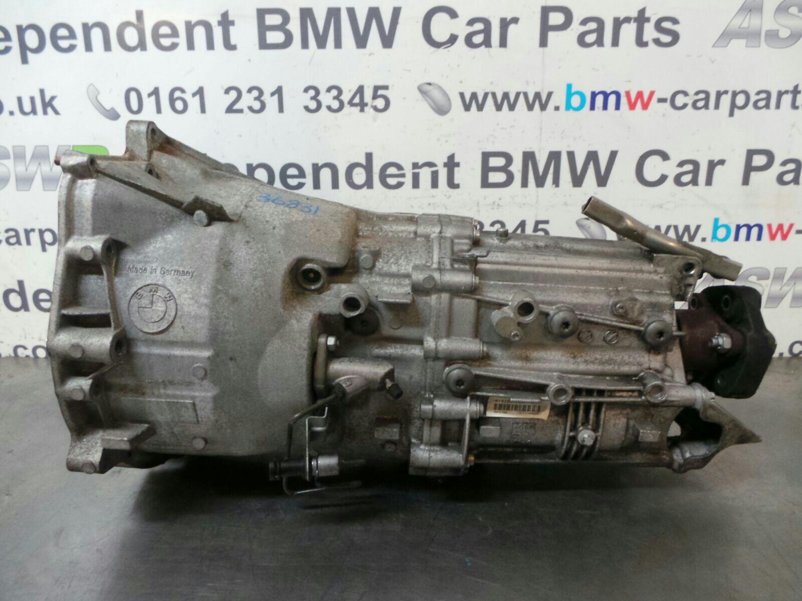 BMW E87 E90 1/3 Series Diesel M47N Manual Gearbox 23007565194