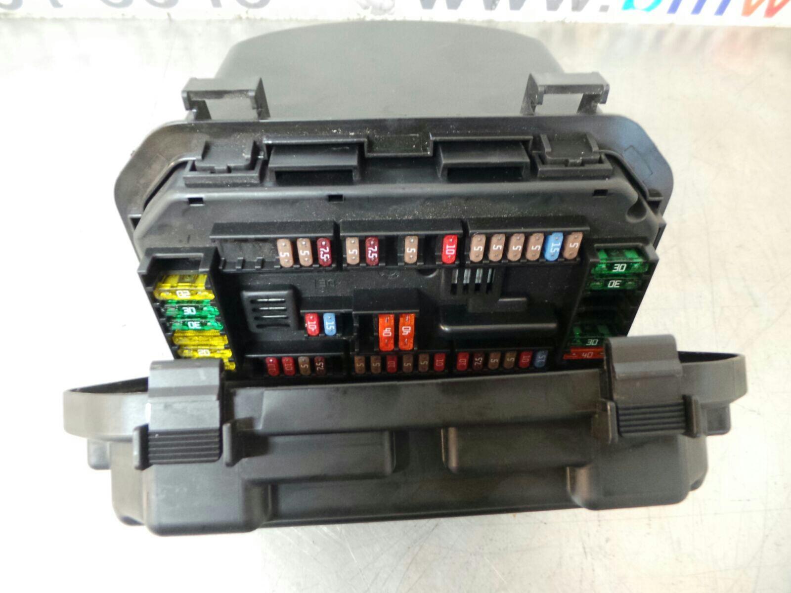 bmw f20 f22 f30 f32 1/2/3/4 fuse box 9224866/9224854 ... mitsubishi box truck fuse box #15