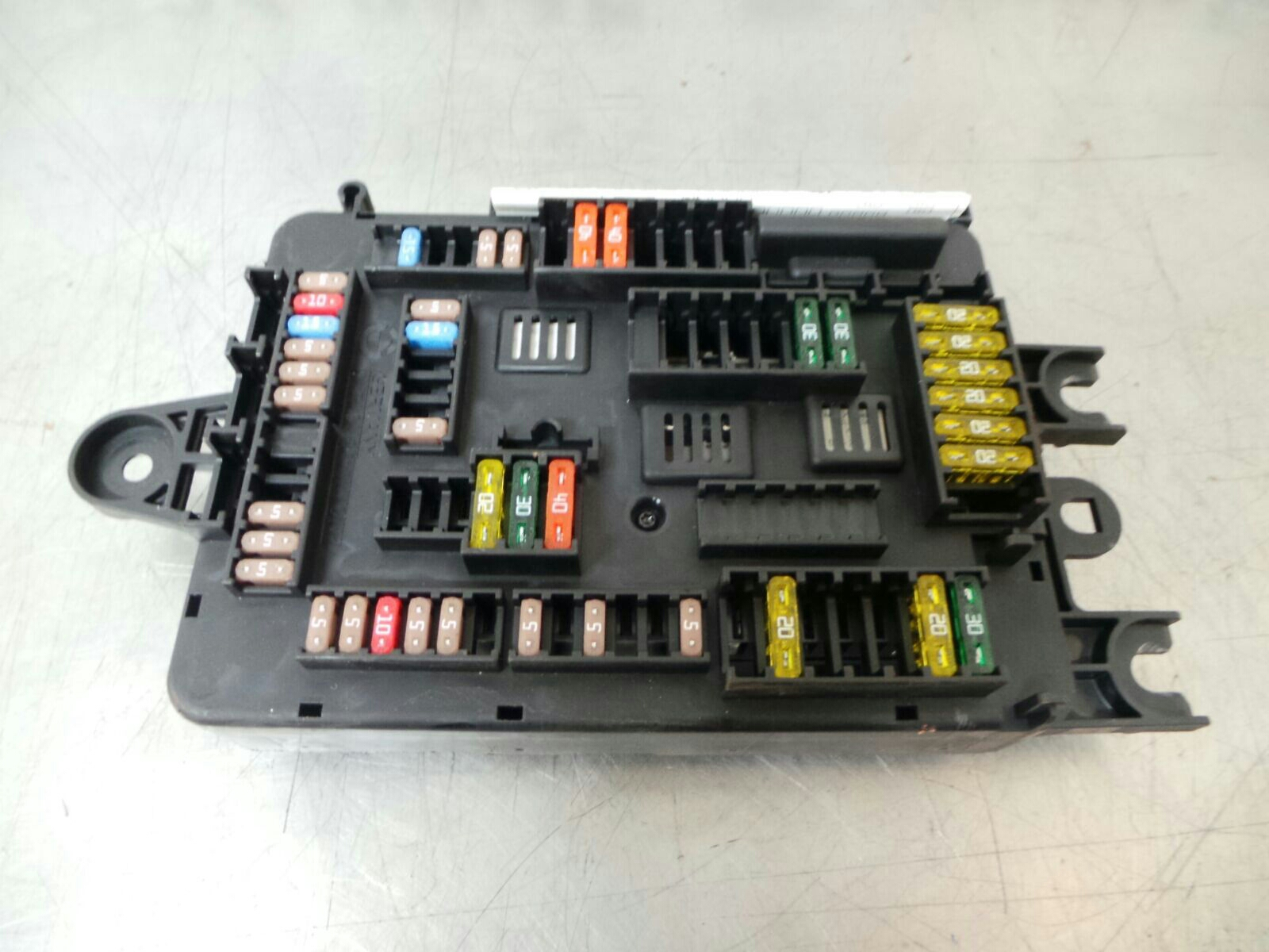 Bmw F30 Front Fuse Box Trusted Wiring Diagram E64 Location 3 Series 61149259466 Breaking For Used And Spare 328i