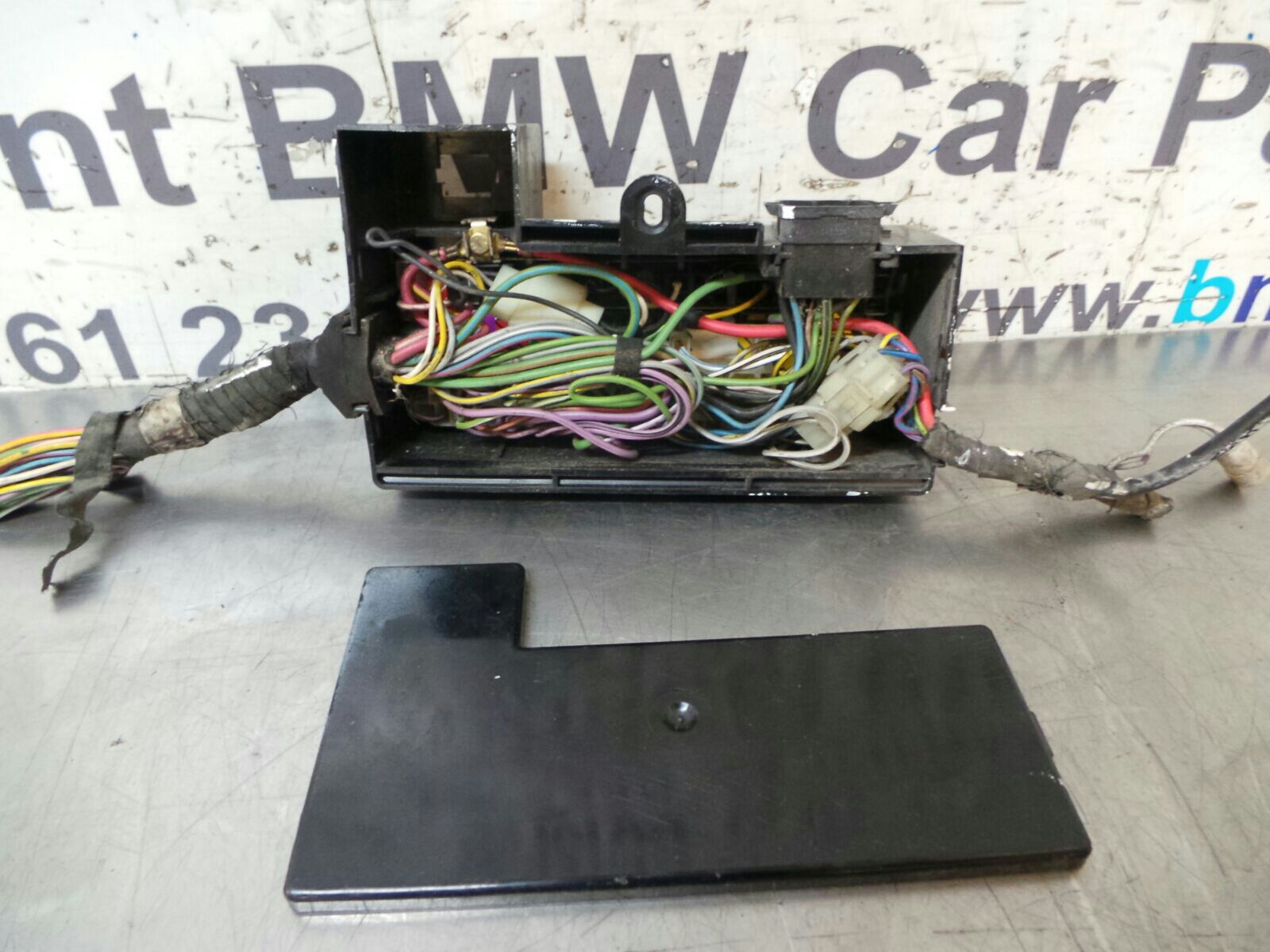 BMW E21 3 SERIES Fuse Box 61131369605