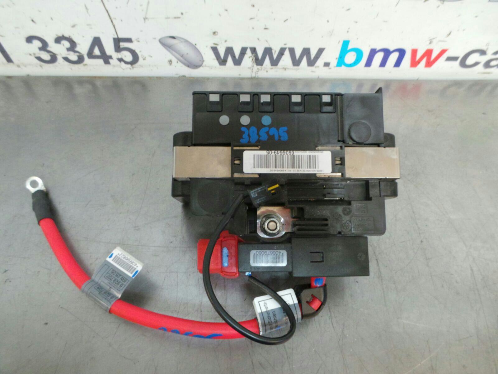 Bmw E87 1 Series Power Distribution Module 61146971370 Breaking For Electrical Wiring Diagrams