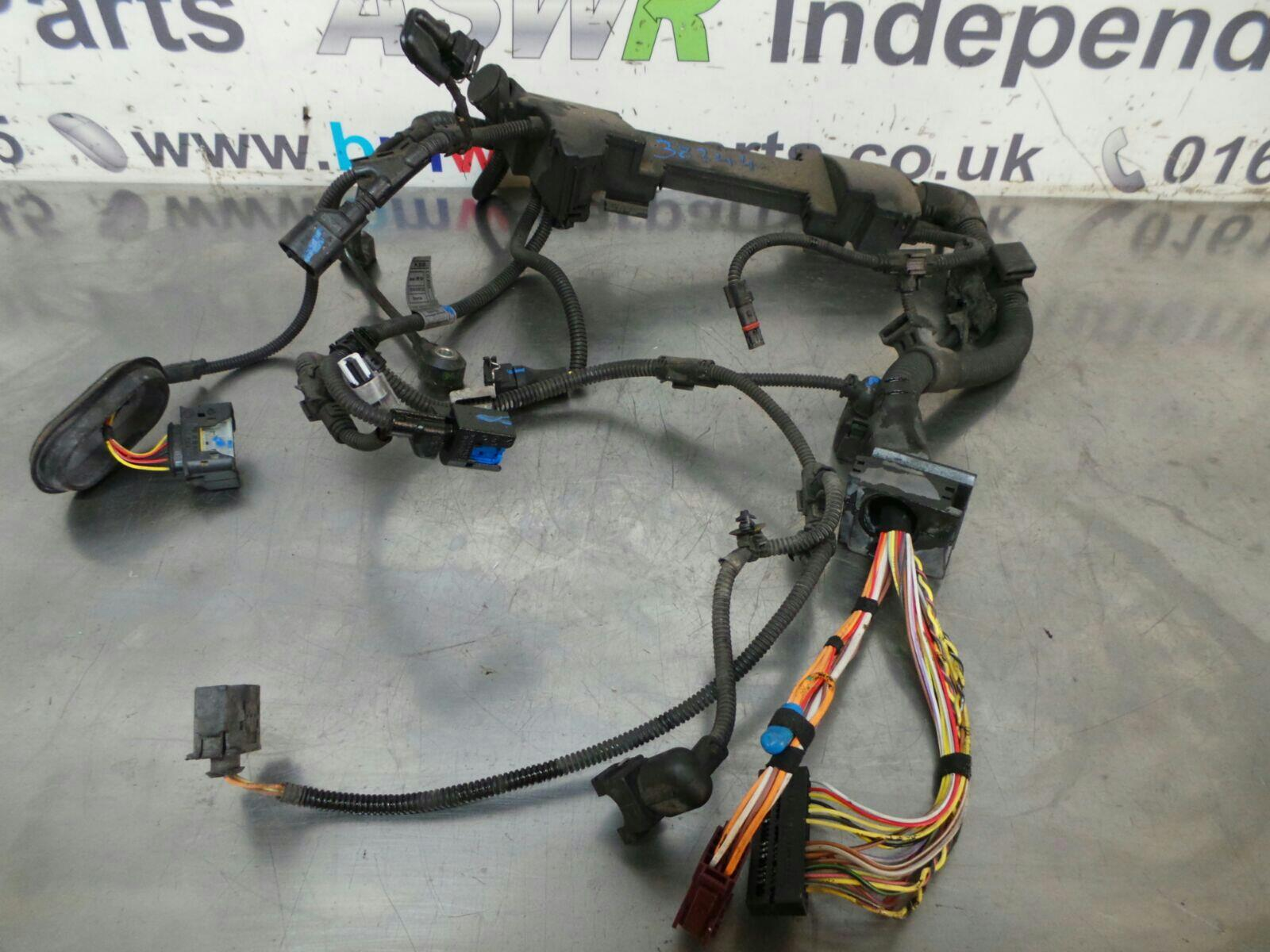 Bmw E90 3 Series Engine Wiring Loom 12517564402 Breaking For Used 1996 328i Harness