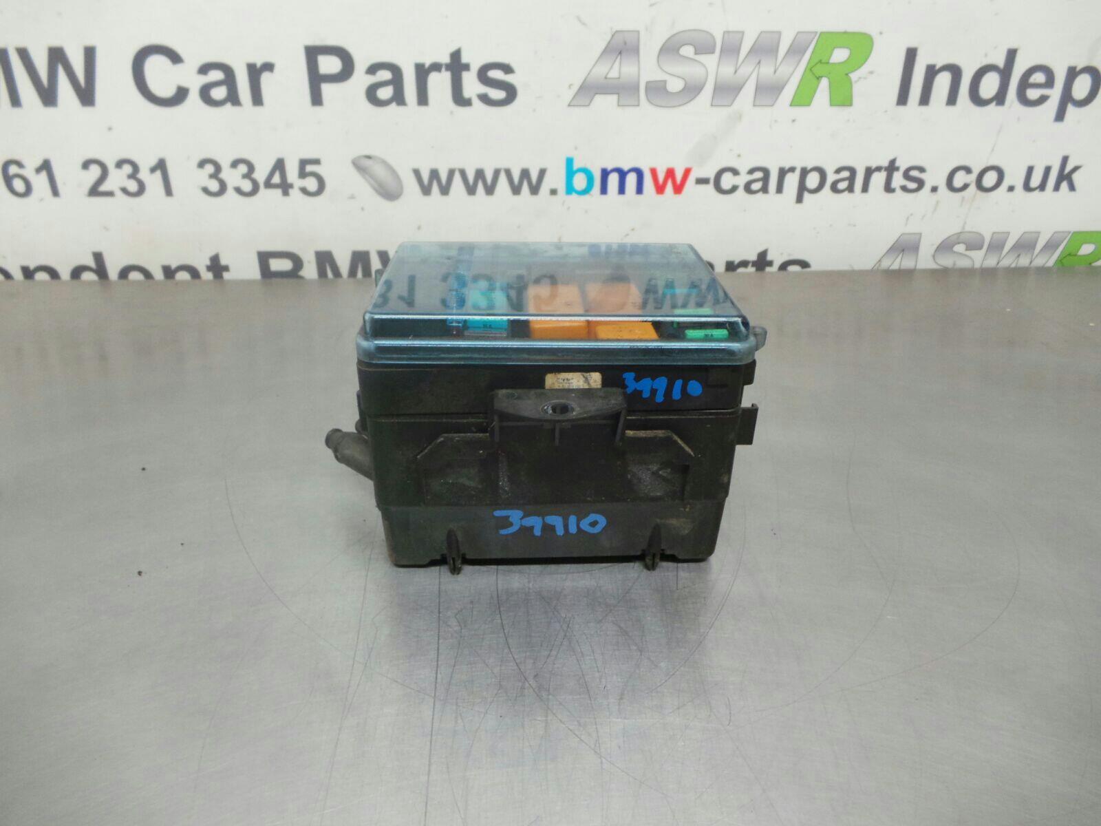 BMW E30 3 SERIES Fuse Box 61131380973