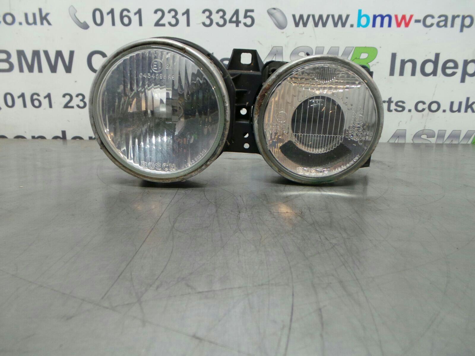 BMW E30 3 SERIES N/S Head Light Trim 63121386765