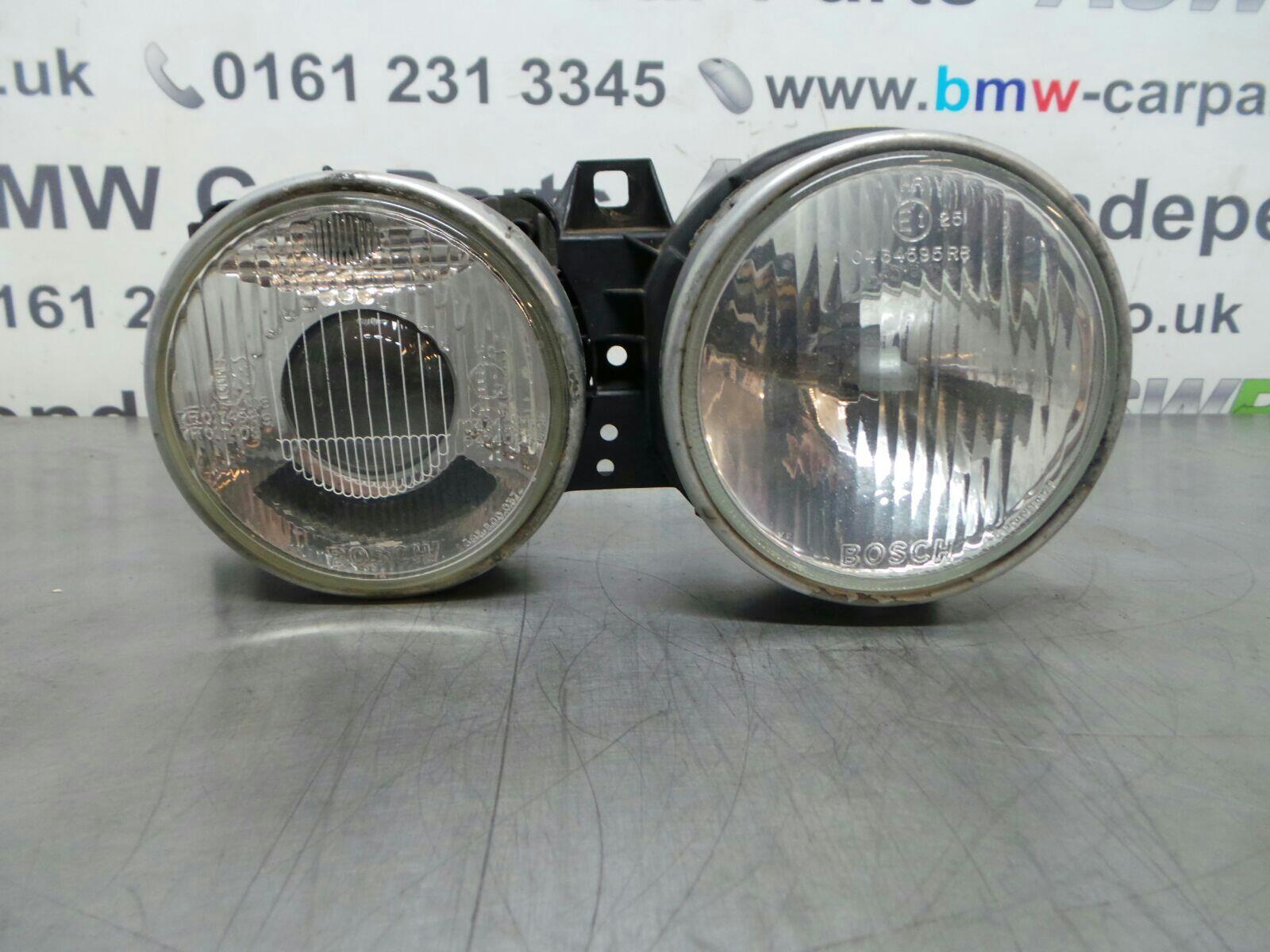BMW E30 3 SERIES O/S Head Light 63121386766