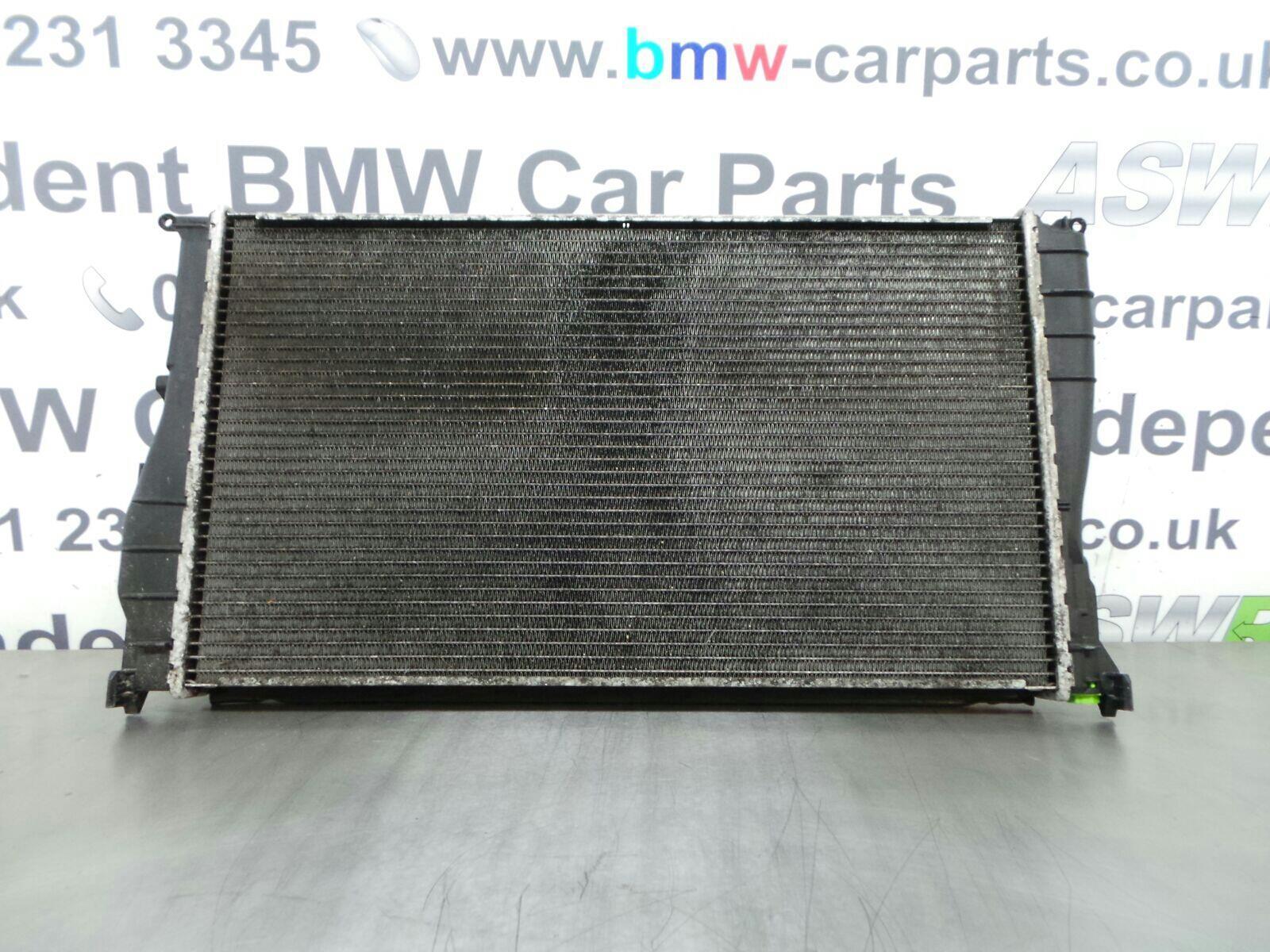 BMW E90 3 SERIES  MANUAL DIESEL Radiator 17117788903