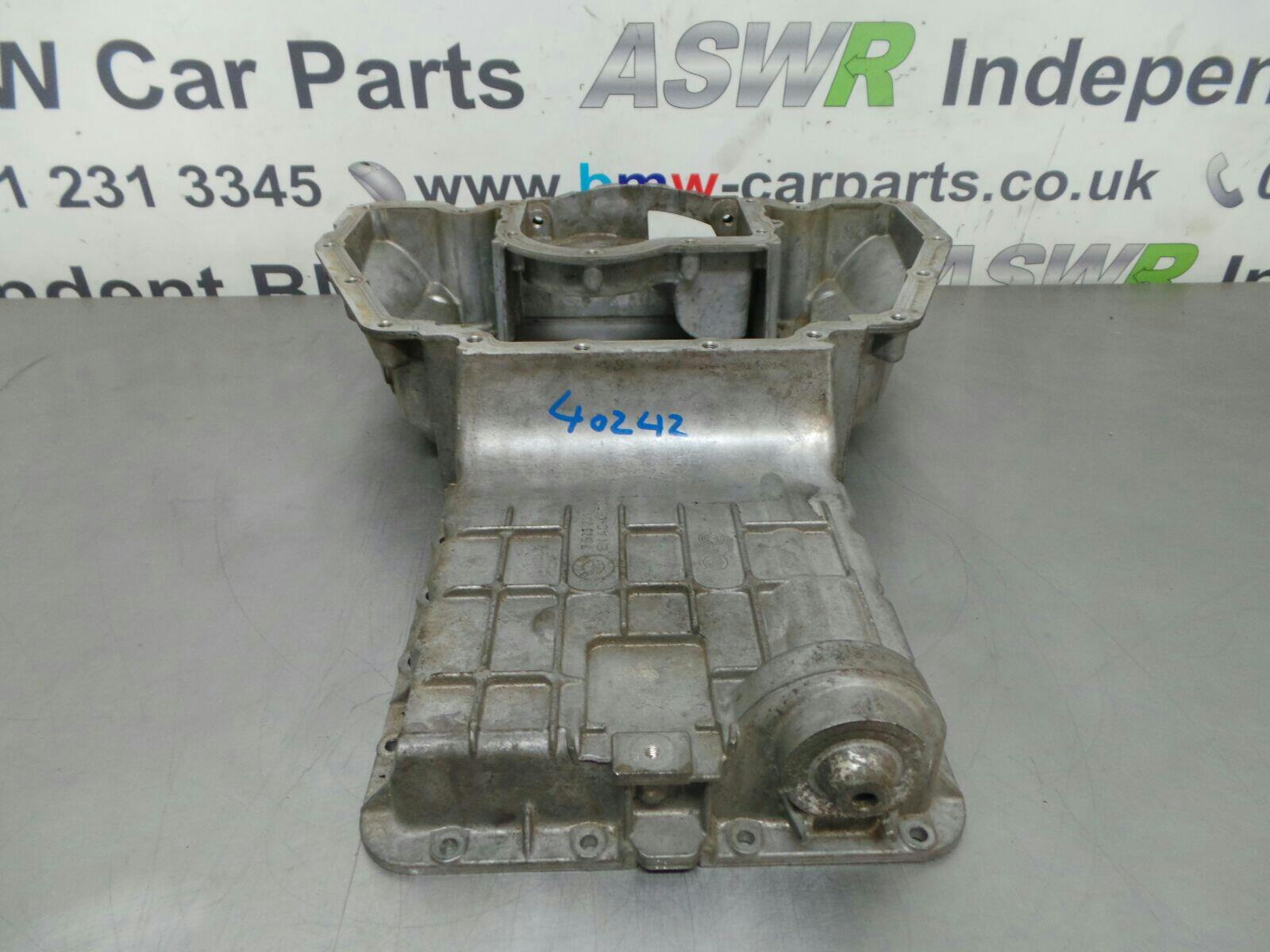 BMW E63 6 SERIES Oil Pan/Sump 11137544595 breaking for used and
