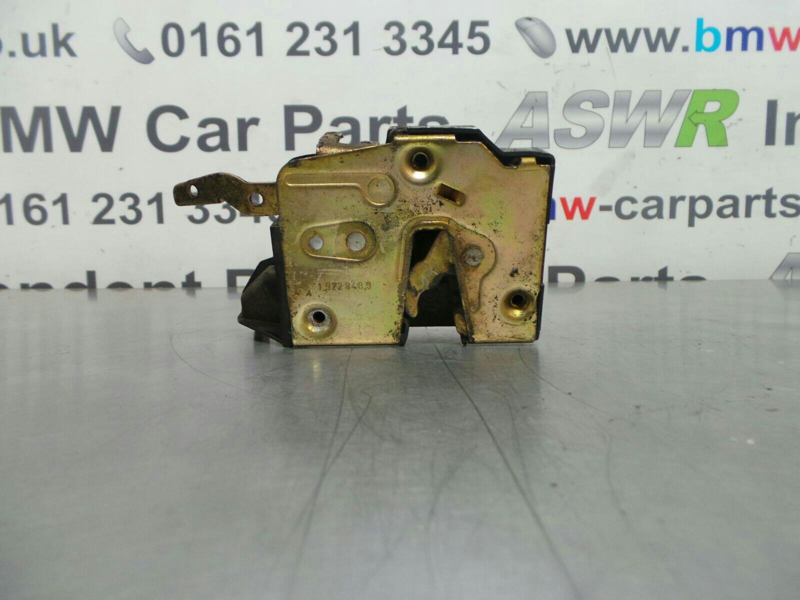 BMW E30 3 SERIES O/S/F Door Catch Mechanism 51211922848