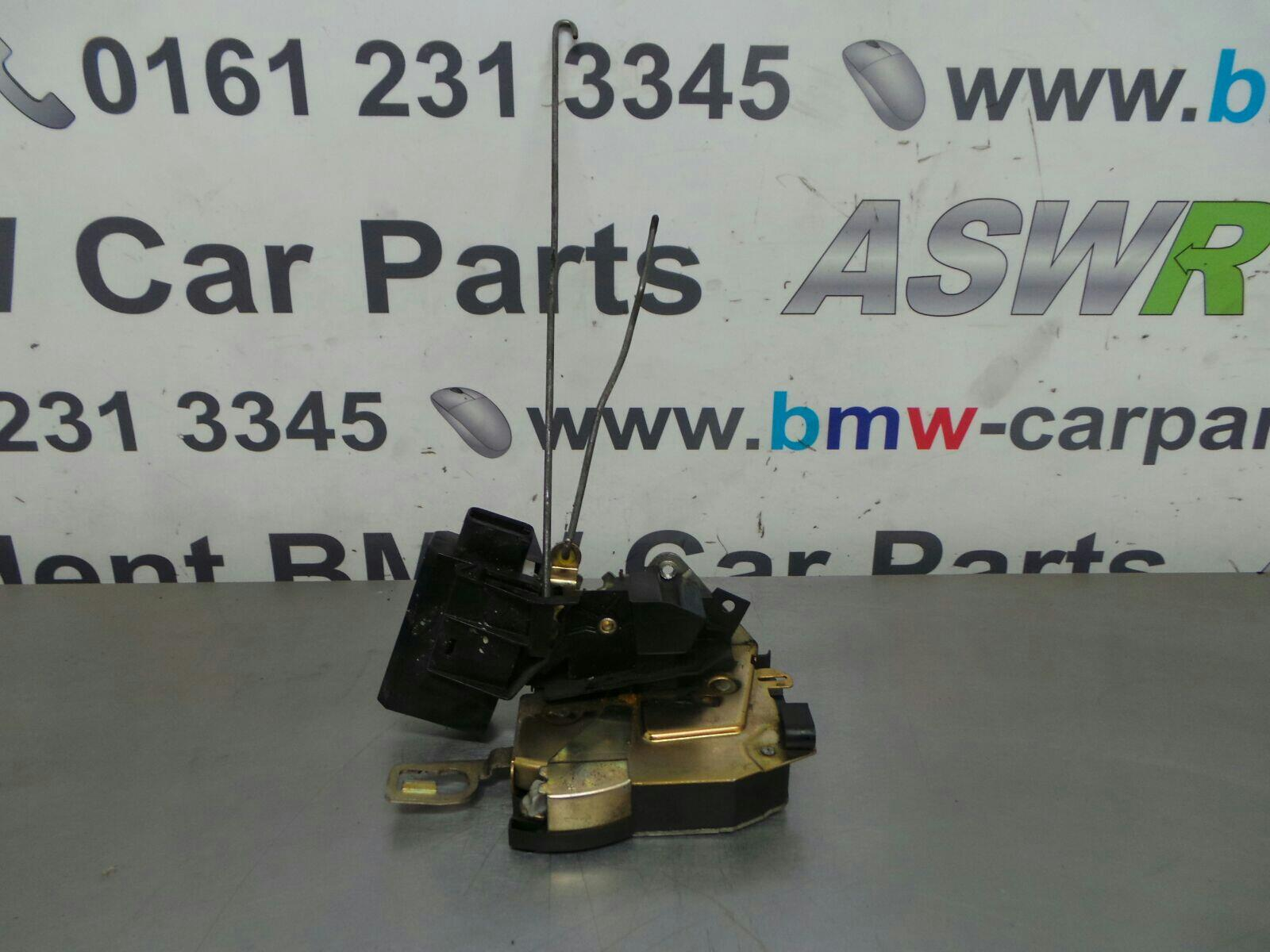 BMW E36 3 SERIES  O/S/F Door Catch Mechanism 51218122418