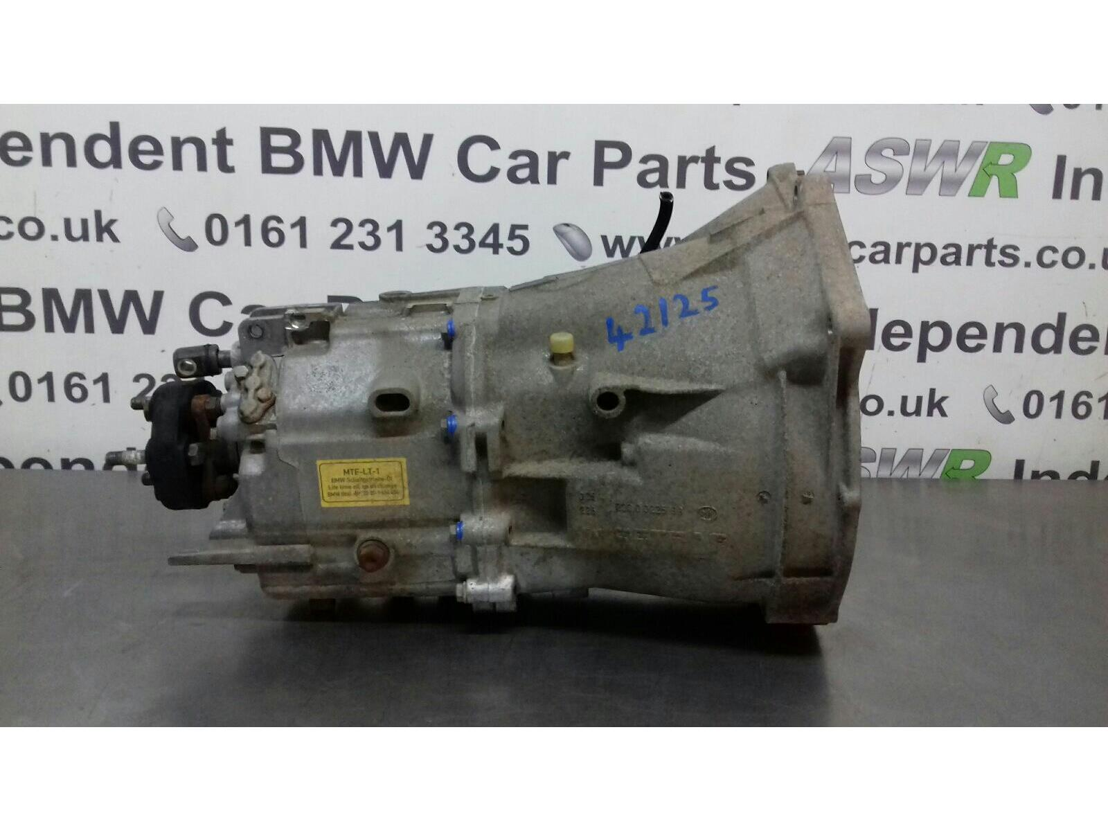 BMW E39 5 SERIES Manual Gearbox 23001434410 breaking for used and