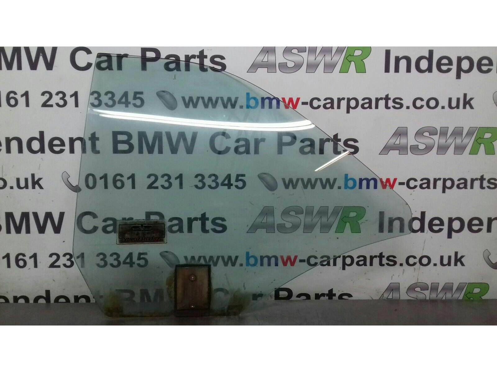 BMW E24 6 SERIES N/S/R 1/4 Glass 51361839743