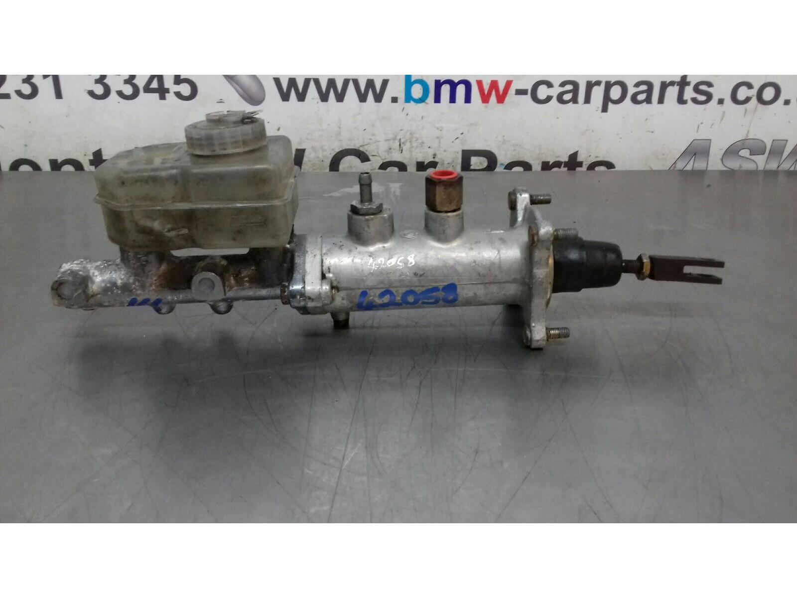 BMW E24 6 SERIES Brake Servo 34331156925/34311155270