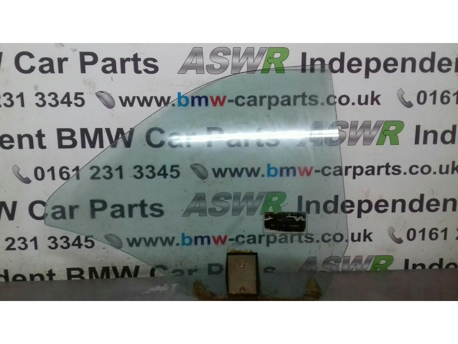 BMW E24 6 SERIES O/S/R 1/4 Glass 51361839744