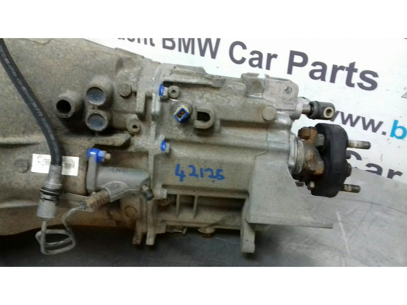 BMW E39 5 SERIES Manual Gearbox 23001434410 breaking for