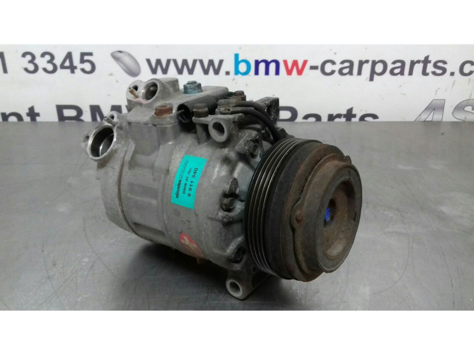 BMW E39 5 SERIES  Air Con Compressor 64526911340