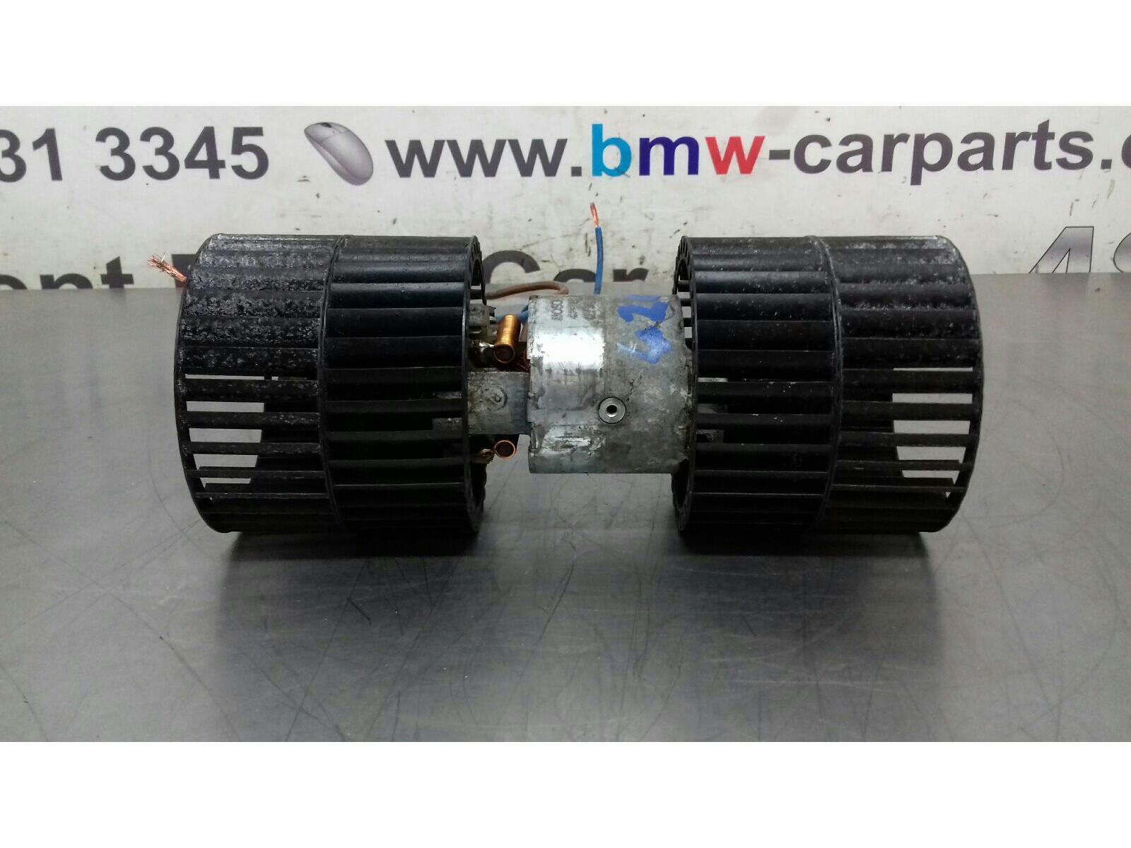 BMW E24 6 SERIES Heater Blower Motor 64111354618