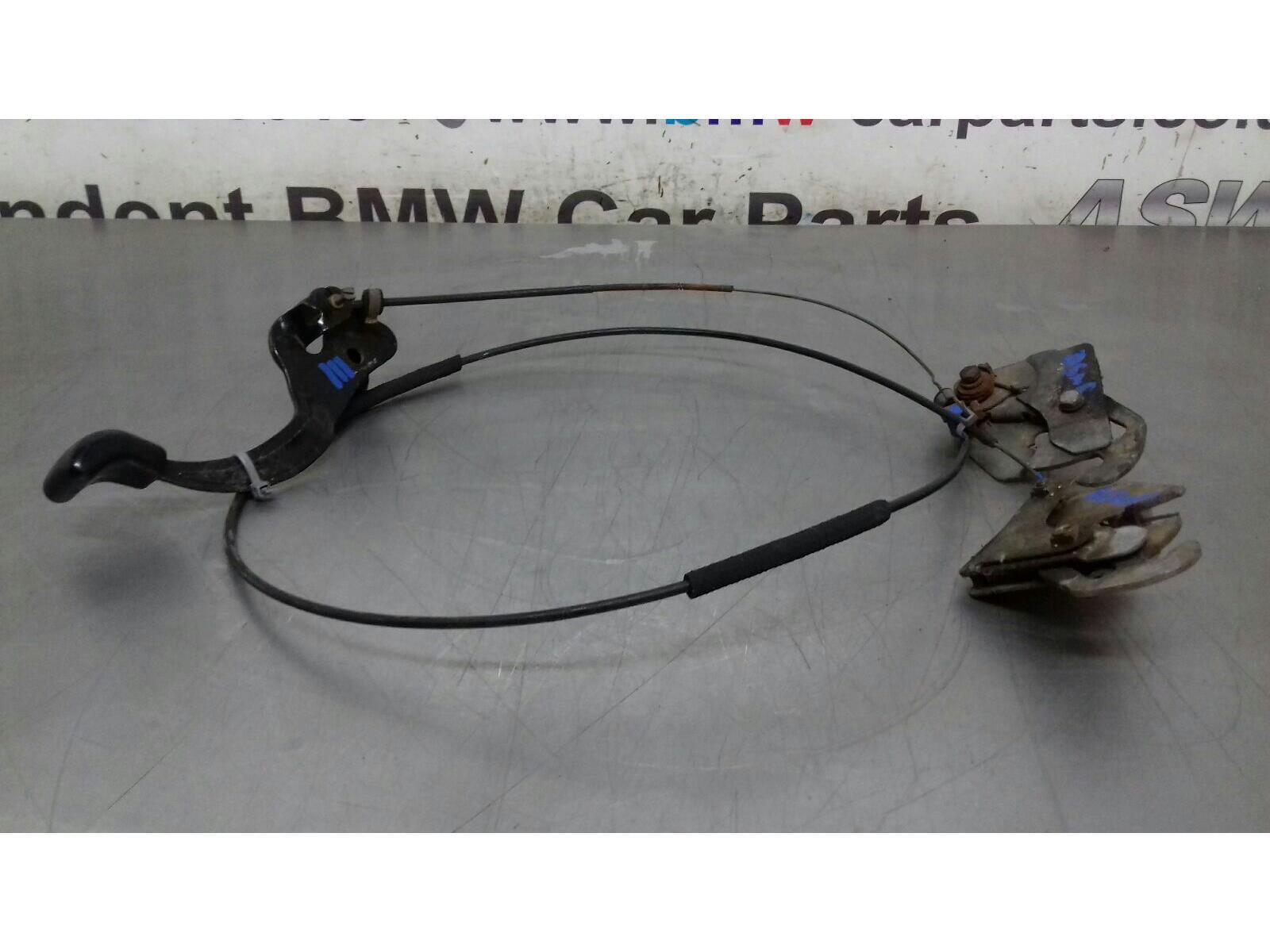BMW E24 6 SERIES Bonnet Release Handle 51231920731