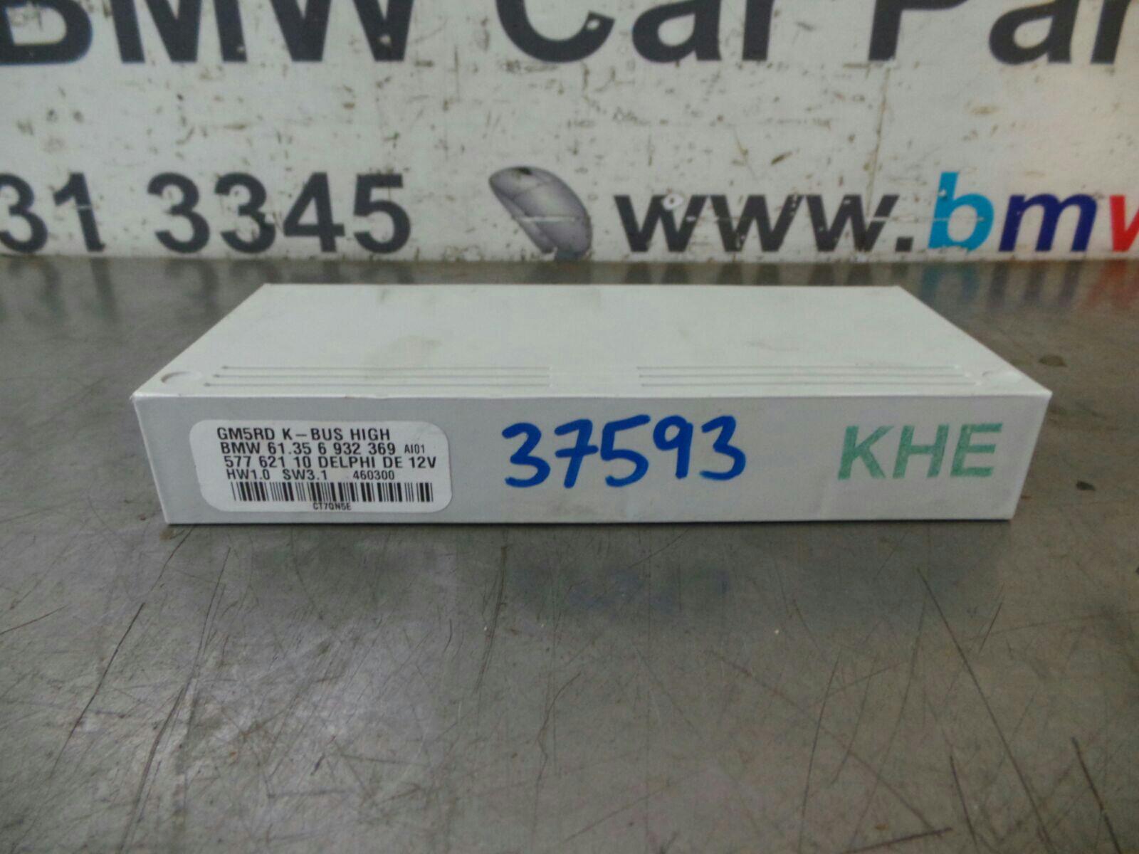 BMW E46 3 Series GM5 Module 61356932369