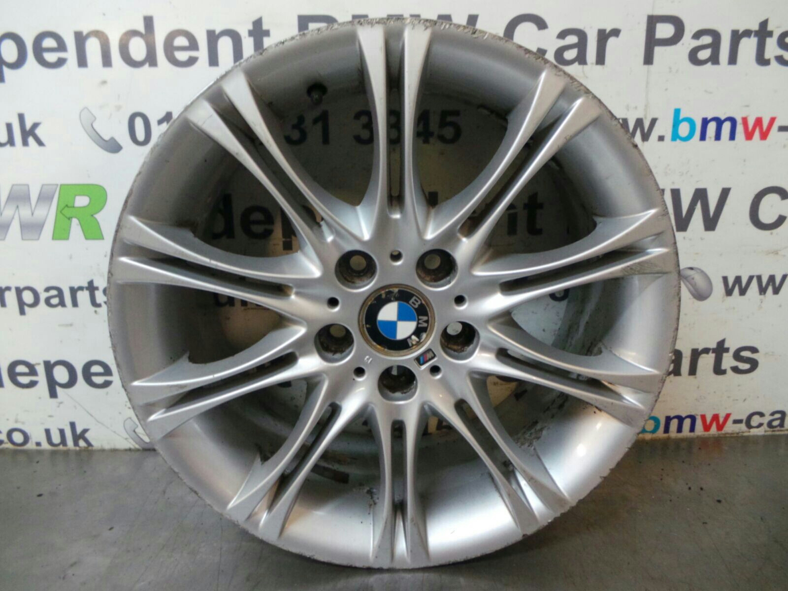 BMW E46 3 Series 18 Inch Alloy Wheel 36117896470