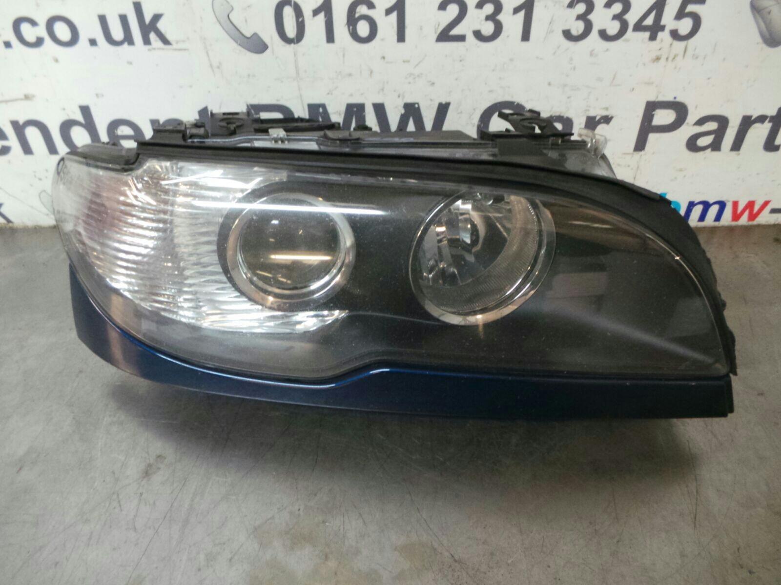 BMW E46 3 Series Convertible/Coupe O/S Head Light 63127165898