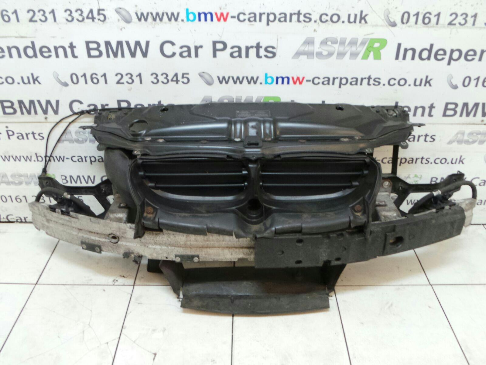 BMW E60 5 SERIES Front Panel/Bumper Carrier 51647033741